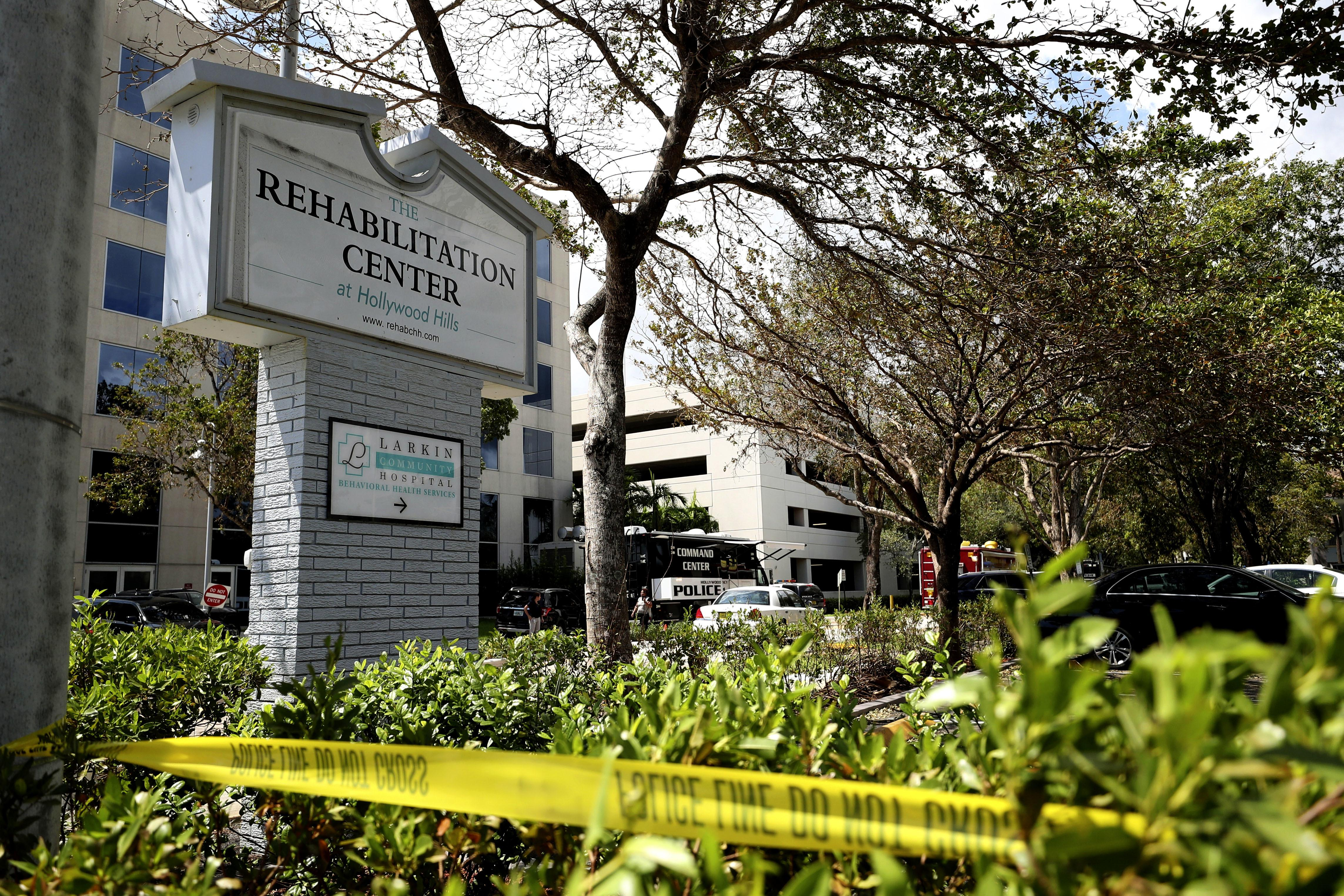 8 at Hollywood Hills Rehabilitation Center in Irmas