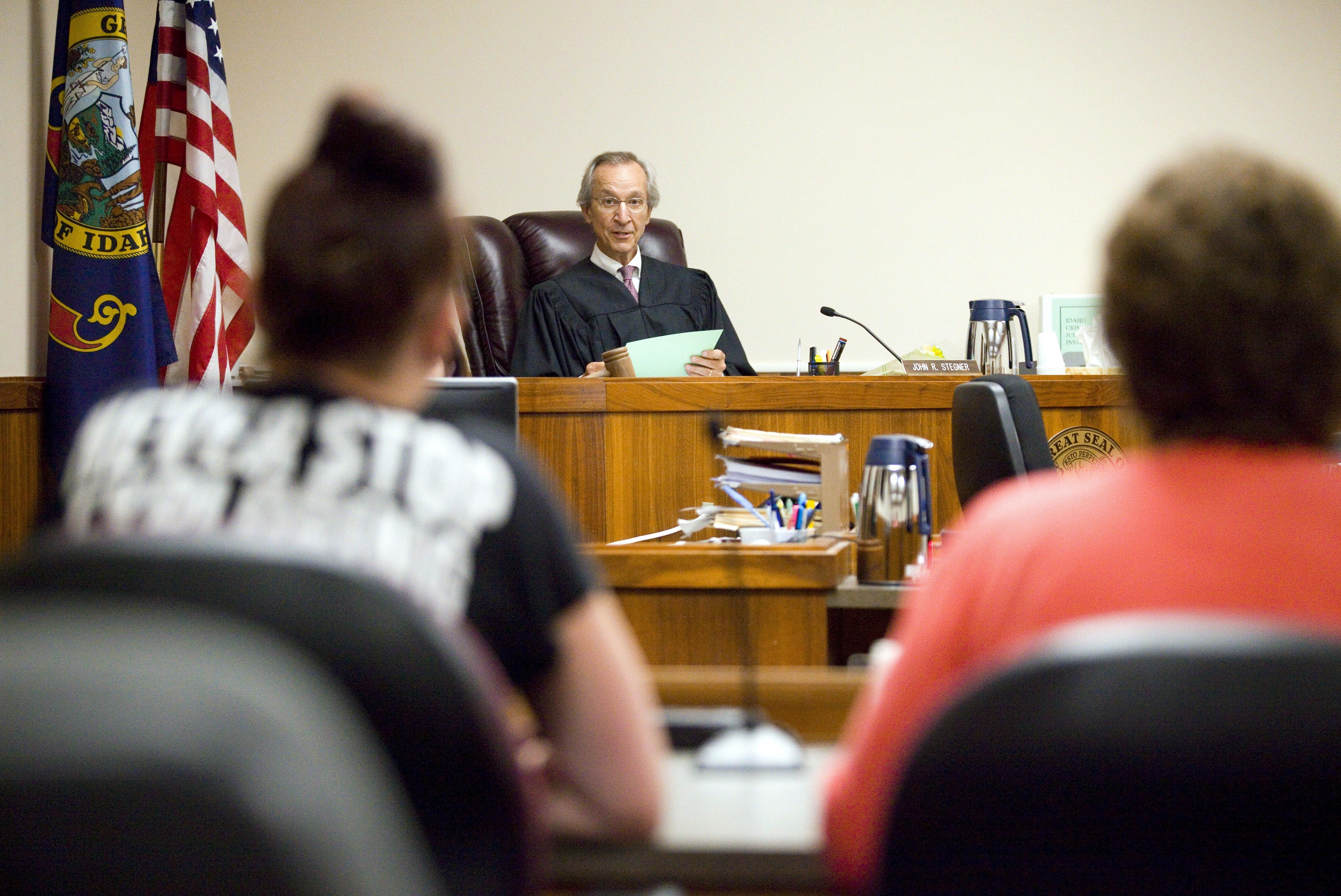 Mental Health Court Gives Idaho Woman New Lease On Life Washington