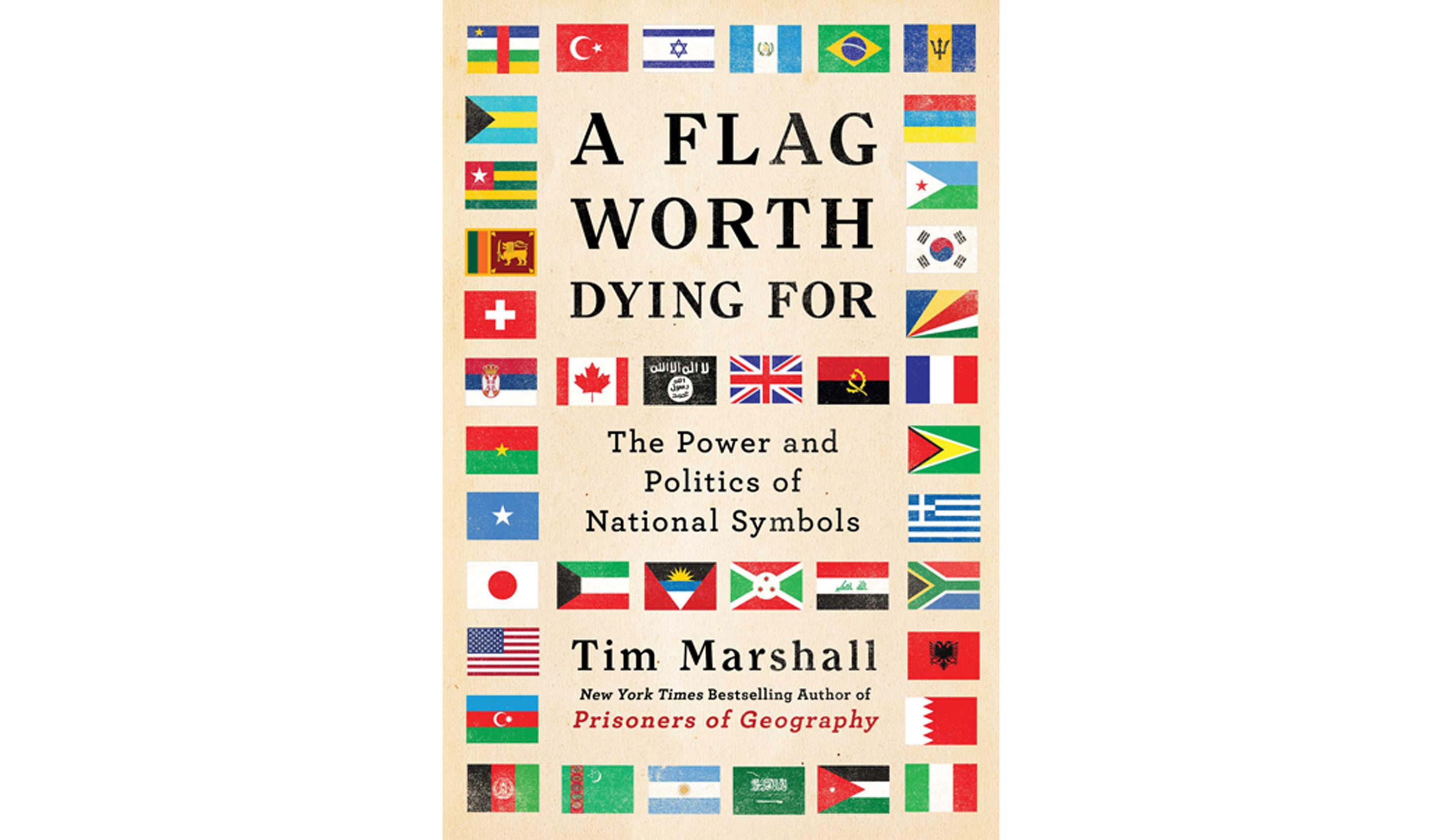 Book review a flag worth dying for the power and politics of book review a flag worth dying for the power and politics of national symbols washington times biocorpaavc Choice Image