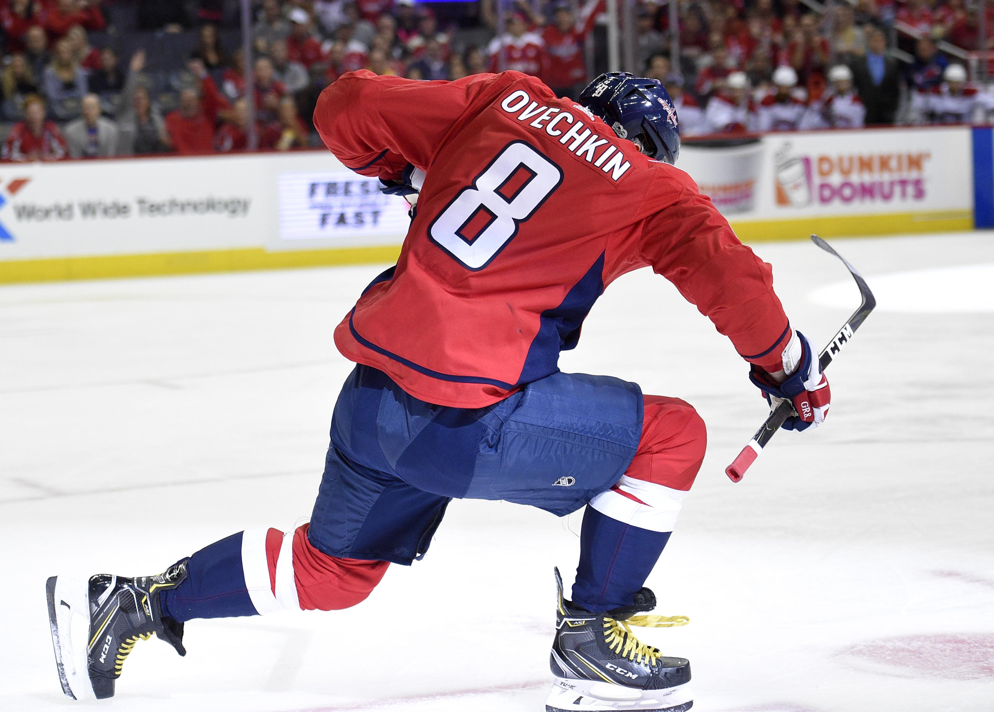 Ovechkin reveals his secrets of success in girls 48
