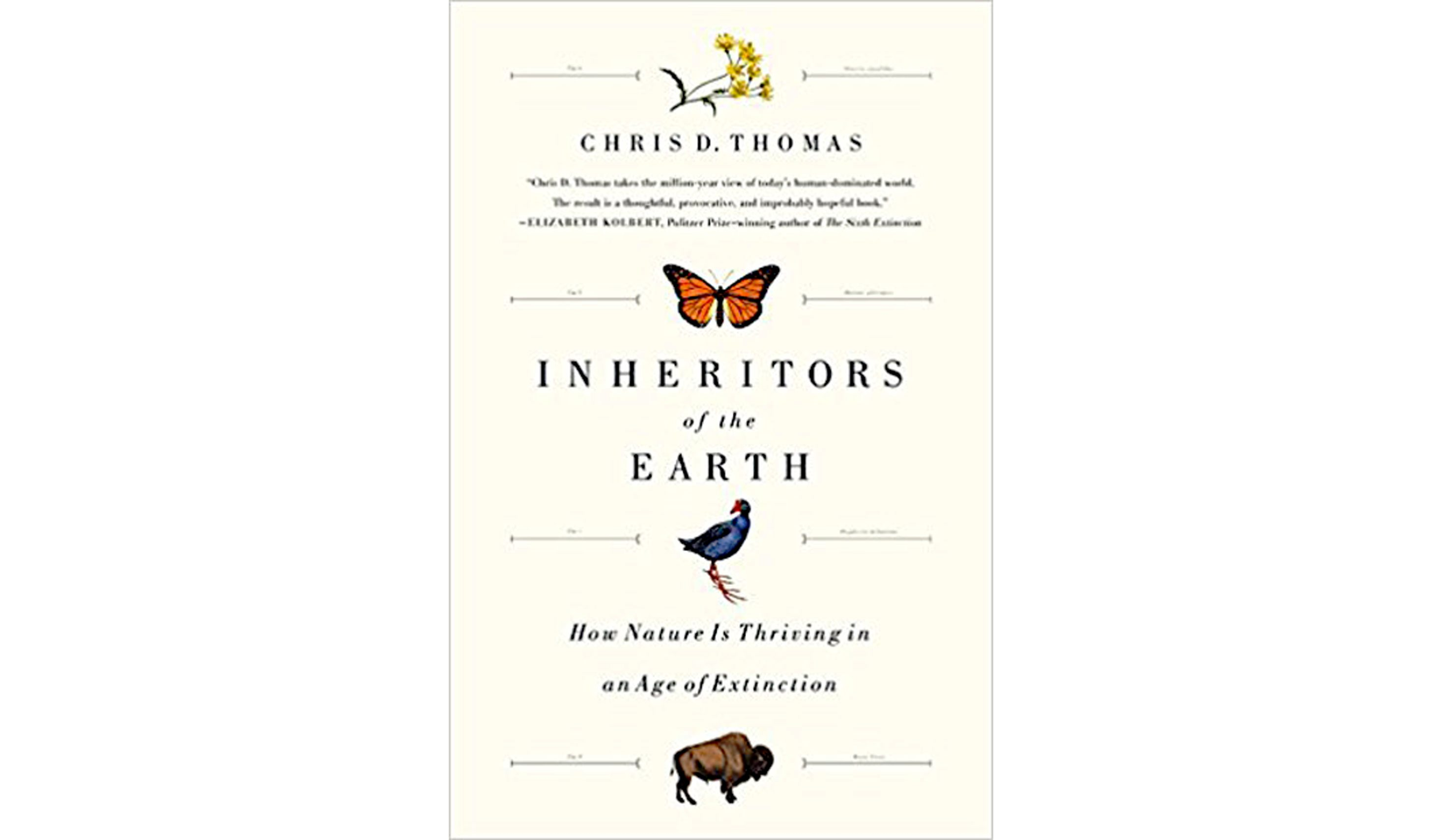 Book review inheritors of the earth by chris d thomas book review inheritors of the earth by chris d thomas washington times malvernweather Images