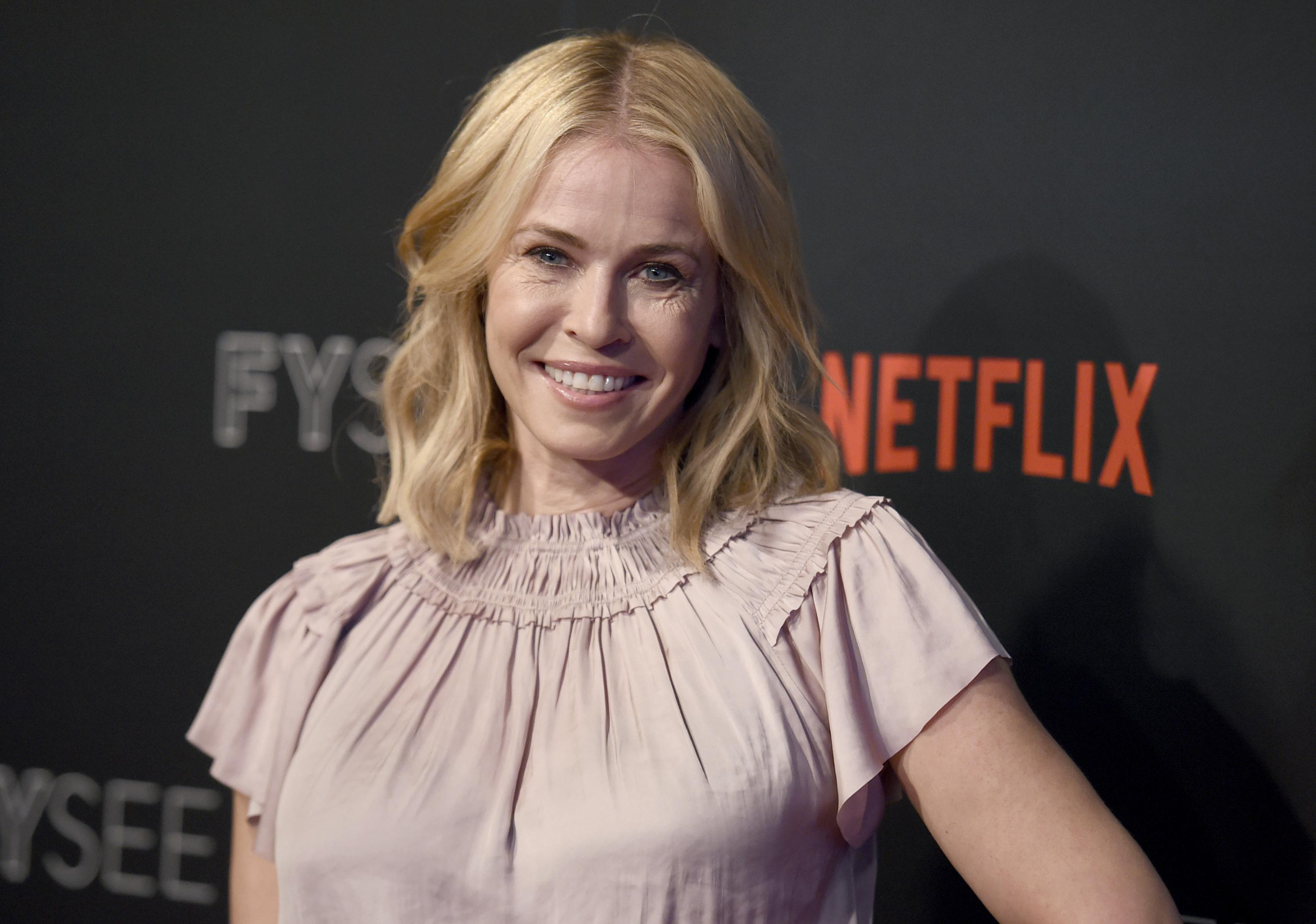 Chelsea Handler says 'everyone should watch' white privilege doc: 'Especially you, Mr. President'