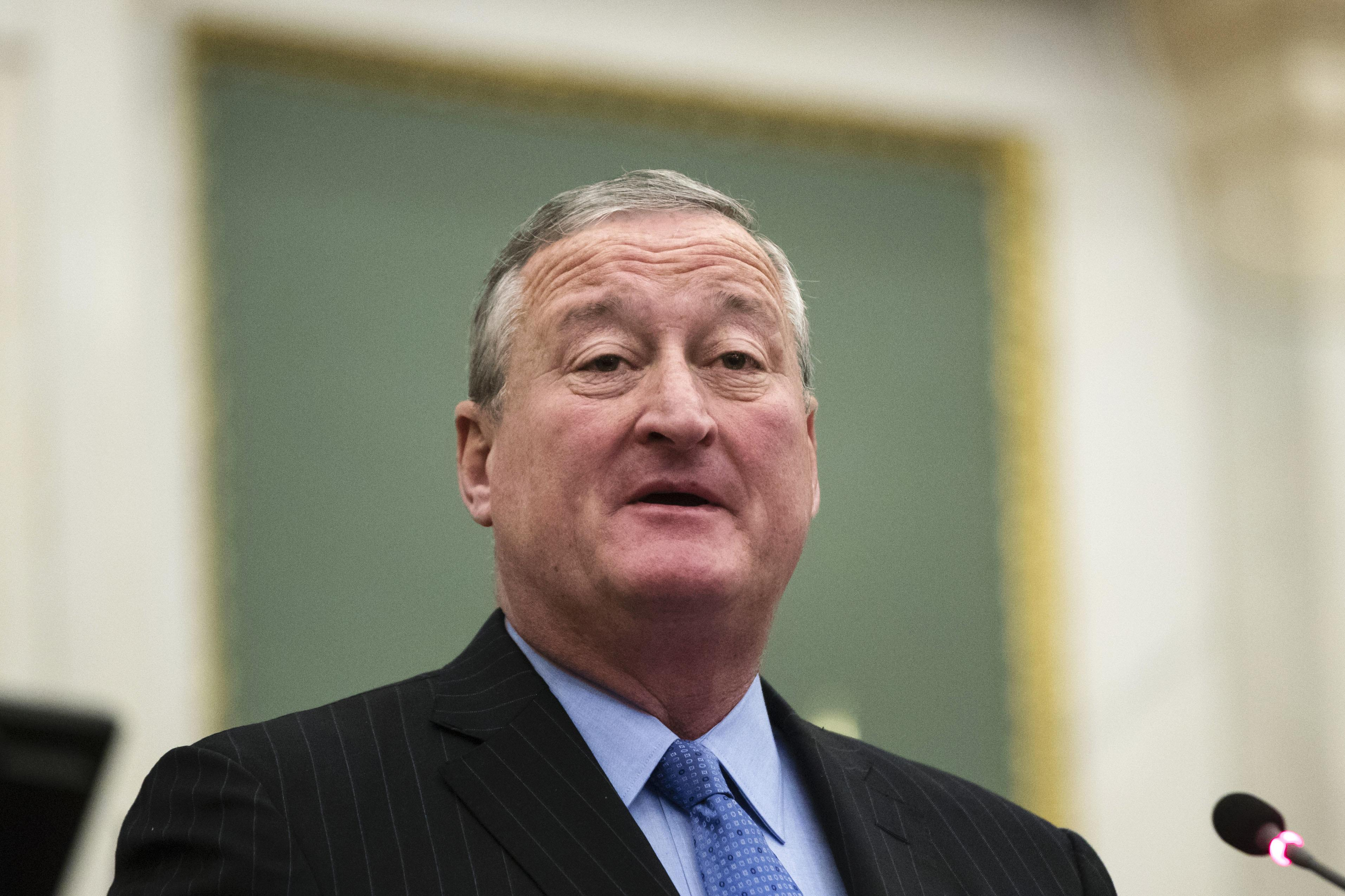 Jim Kenney Bio News s Washington Times