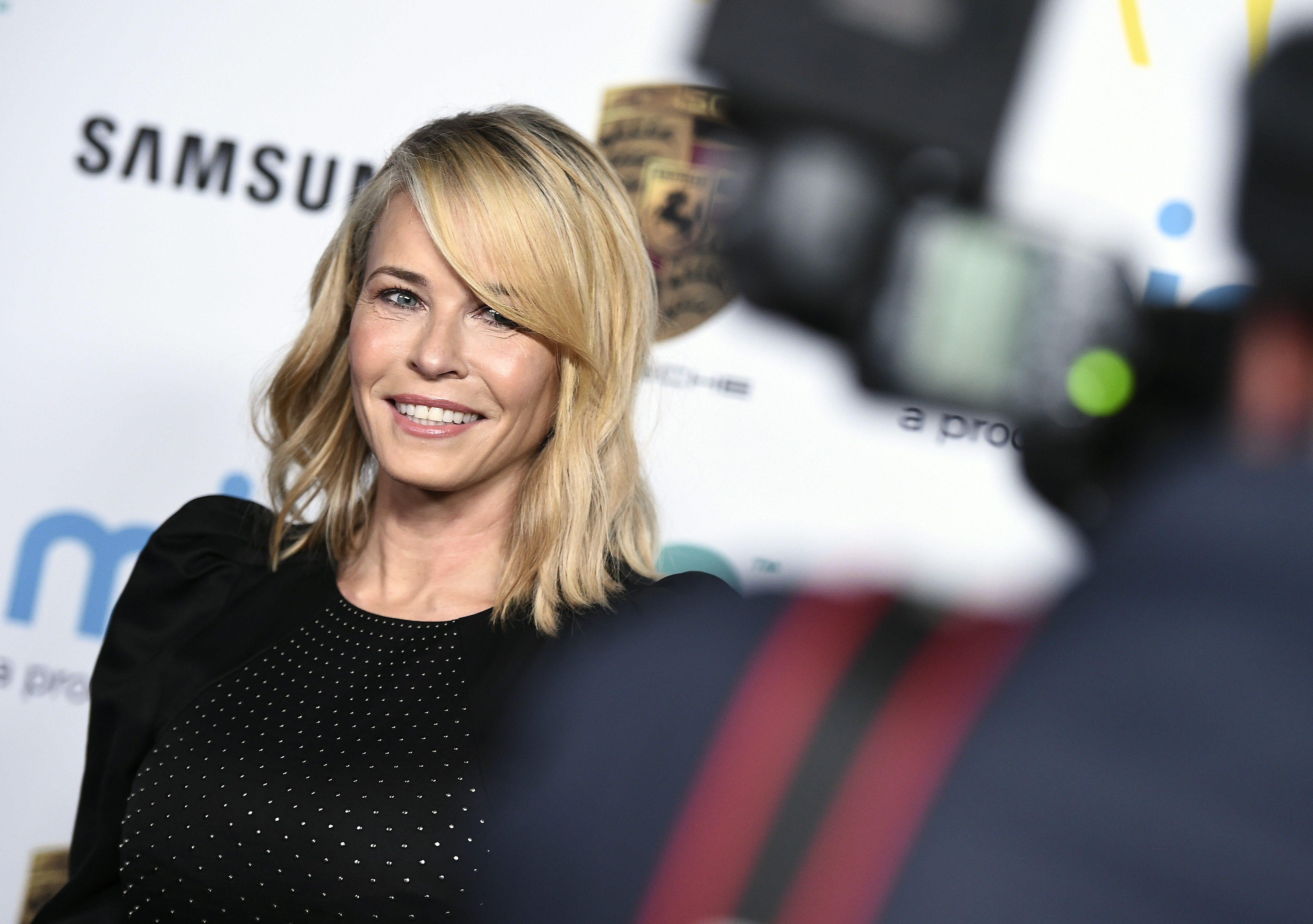 Chelsea Handler admits making film about white privilege 'is an example' of privilege