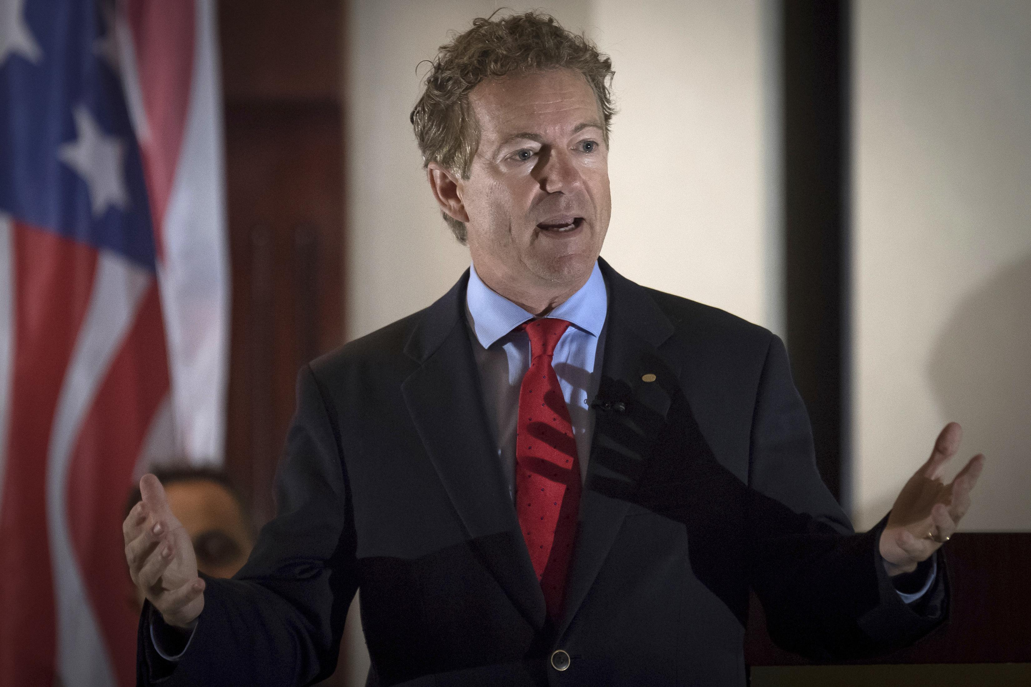 Rand Paul recovering from 5 broken ribs after assault at his home