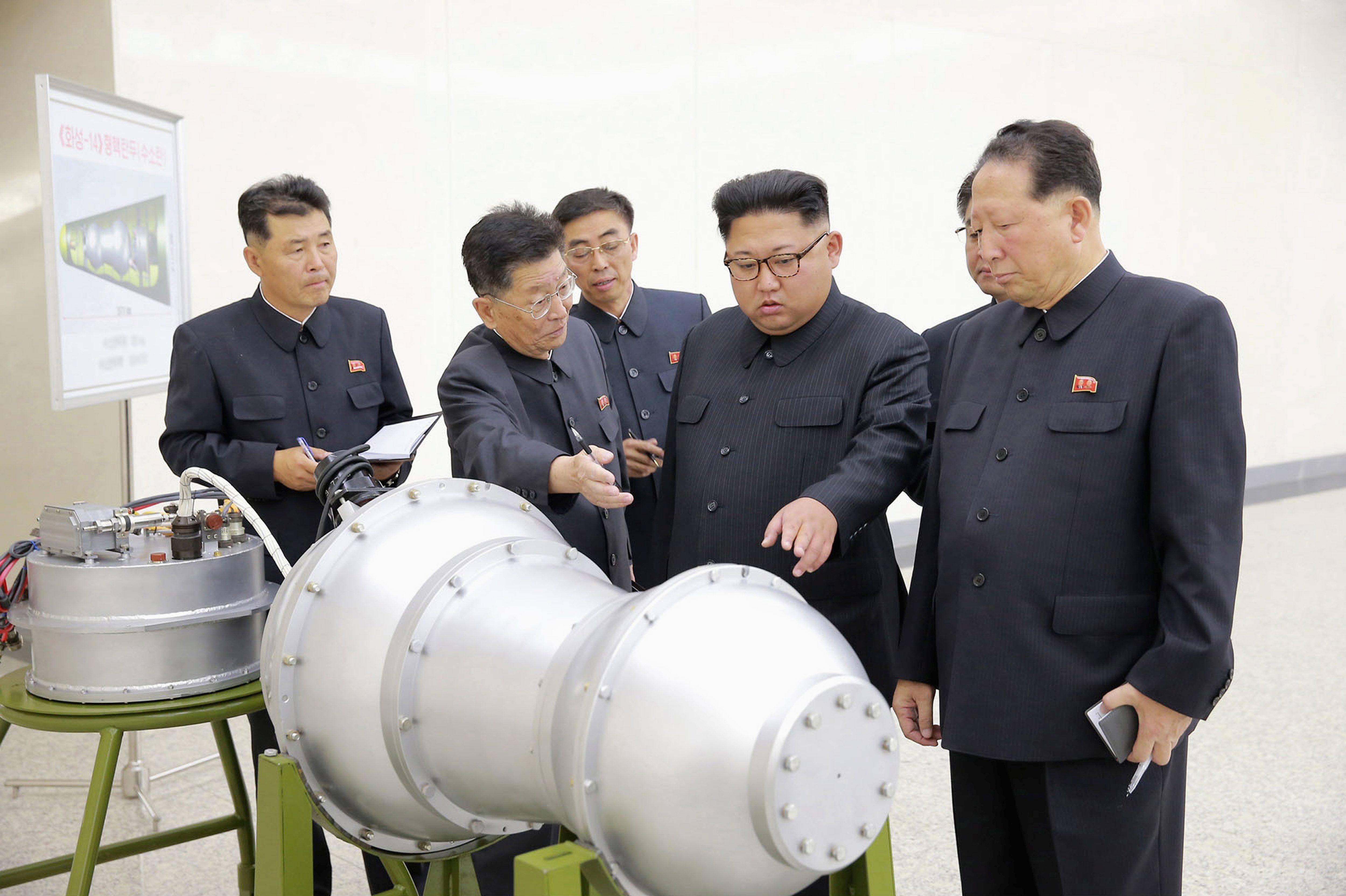North Korea defector says Kim's spy network is a major