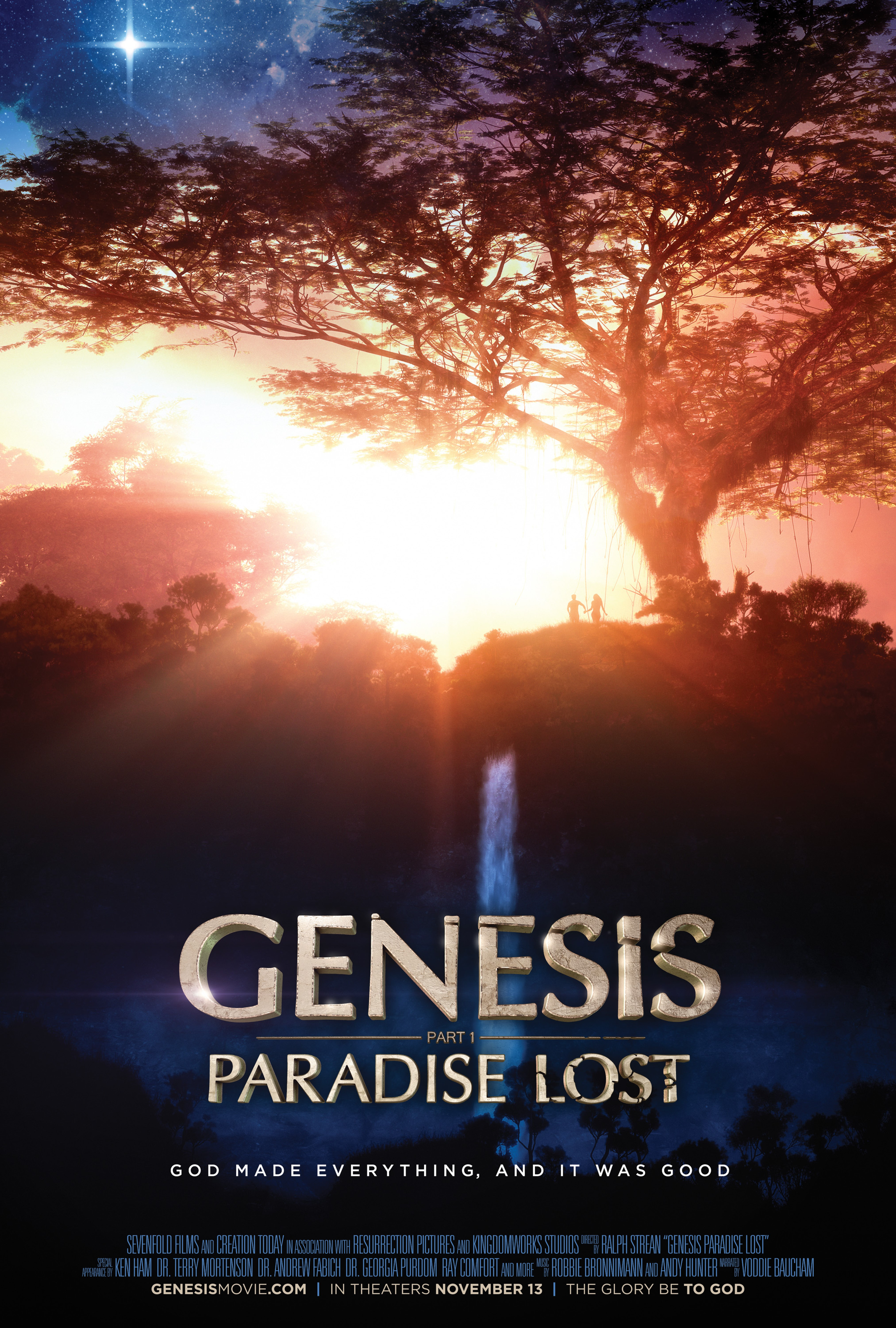 'Genesis: Paradise Lost' takes viewers on 3-D ride through creationism