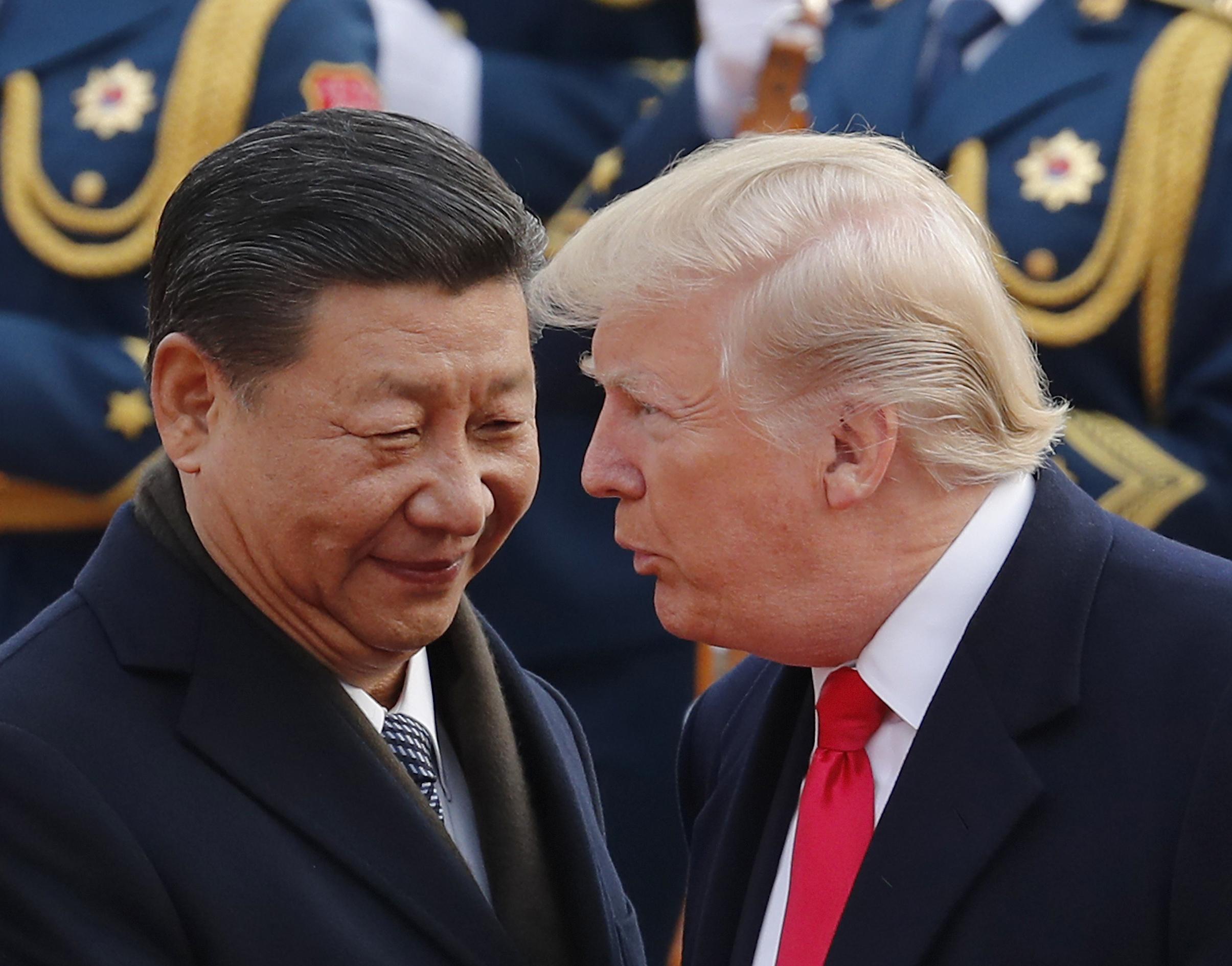 China sending envoy to North Korea following Trump visit
