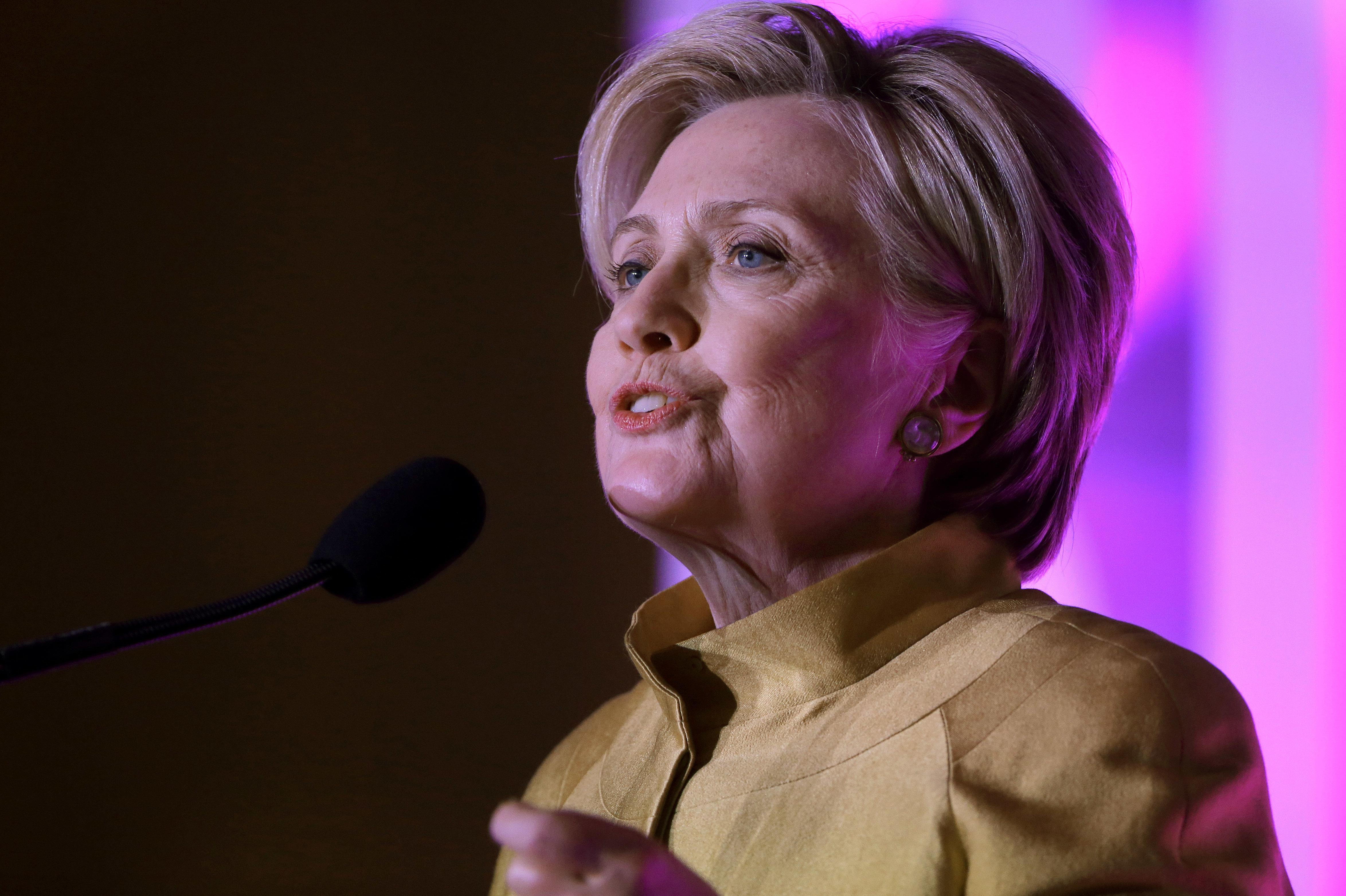 Hillary Clinton condemns Trump's 'ignorant,' 'racist' 'sh—hole' comment