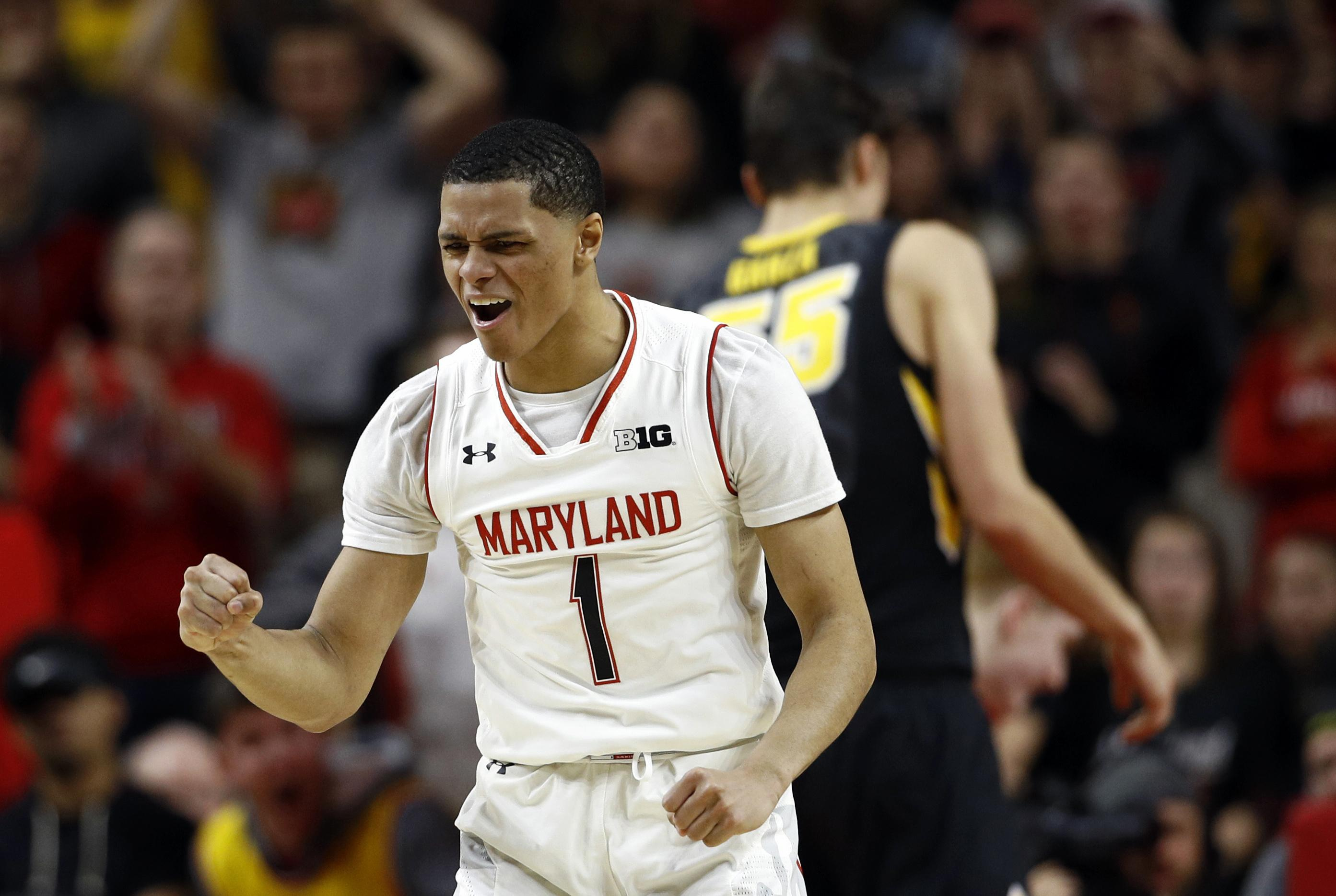 maryland men's, women's basketball get big ten schedules