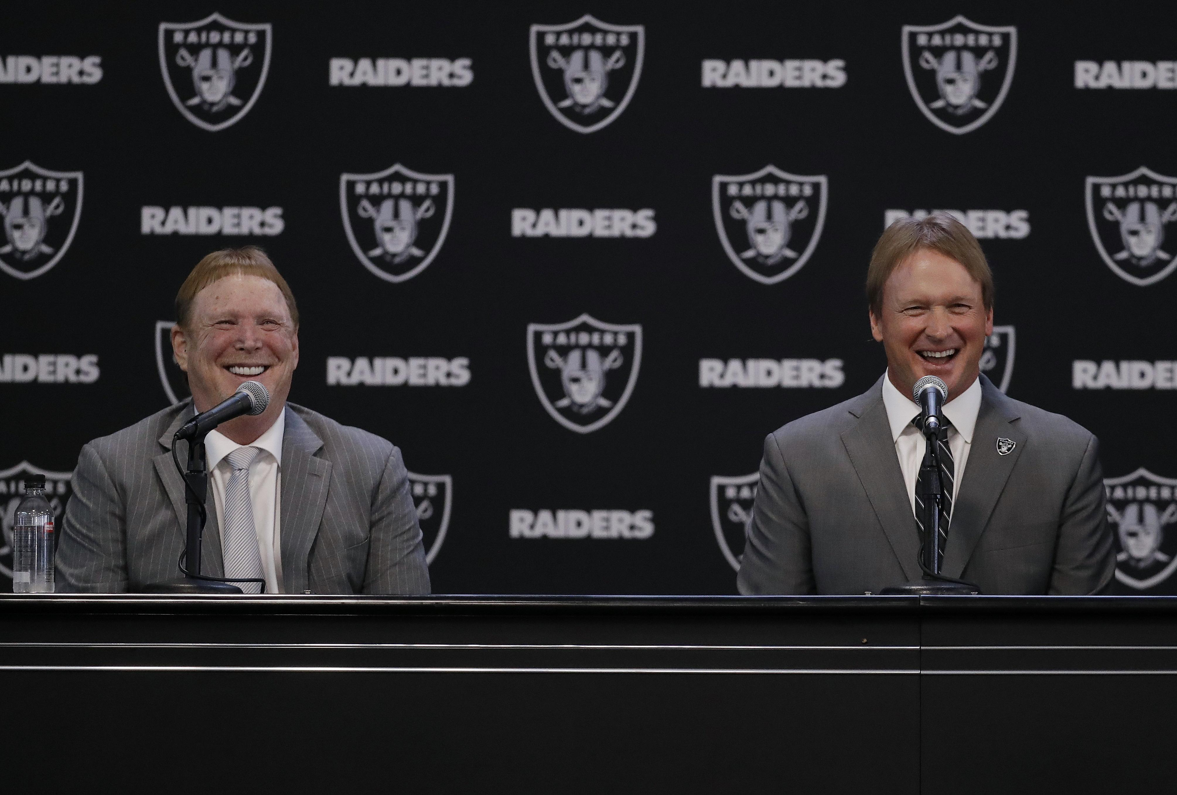 Advocacy group wants NFL to investigate Raiders for possible Rooney Rule violation