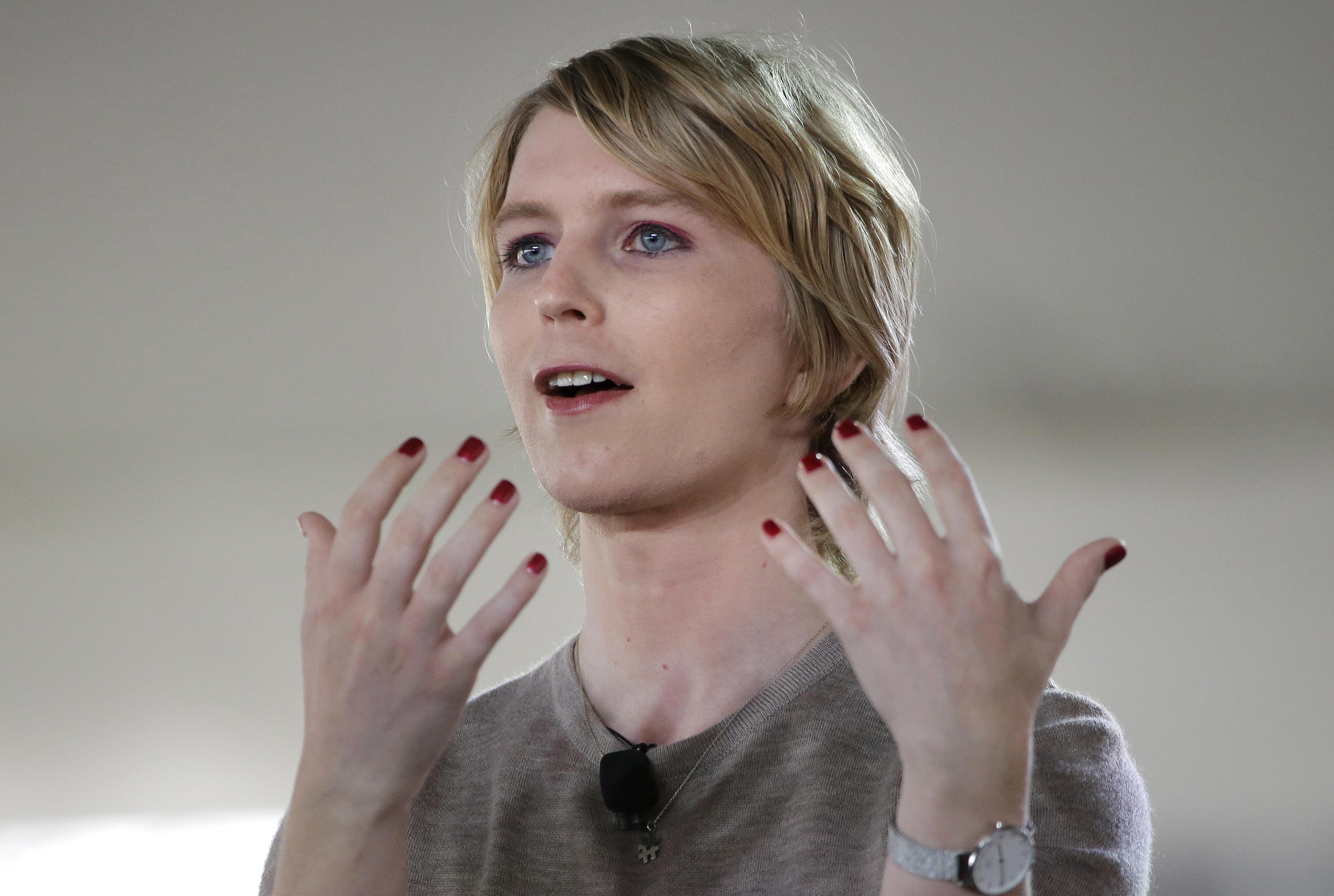 Westlake Legal Group chelsea_manning_senate_bid_16921 Chelsea Manning files for U.S. Senate bid in Maryland 197