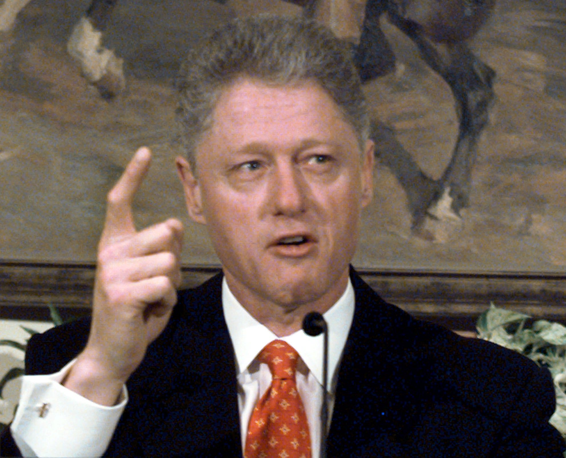 a look at the life and he infamous sexual scandal of president clinton He was later impeached in 1998 by the house of representatives on charges of perjury for denying he had a sexual relationship with lewinsky during grand jury testimony clinton was acquitted.