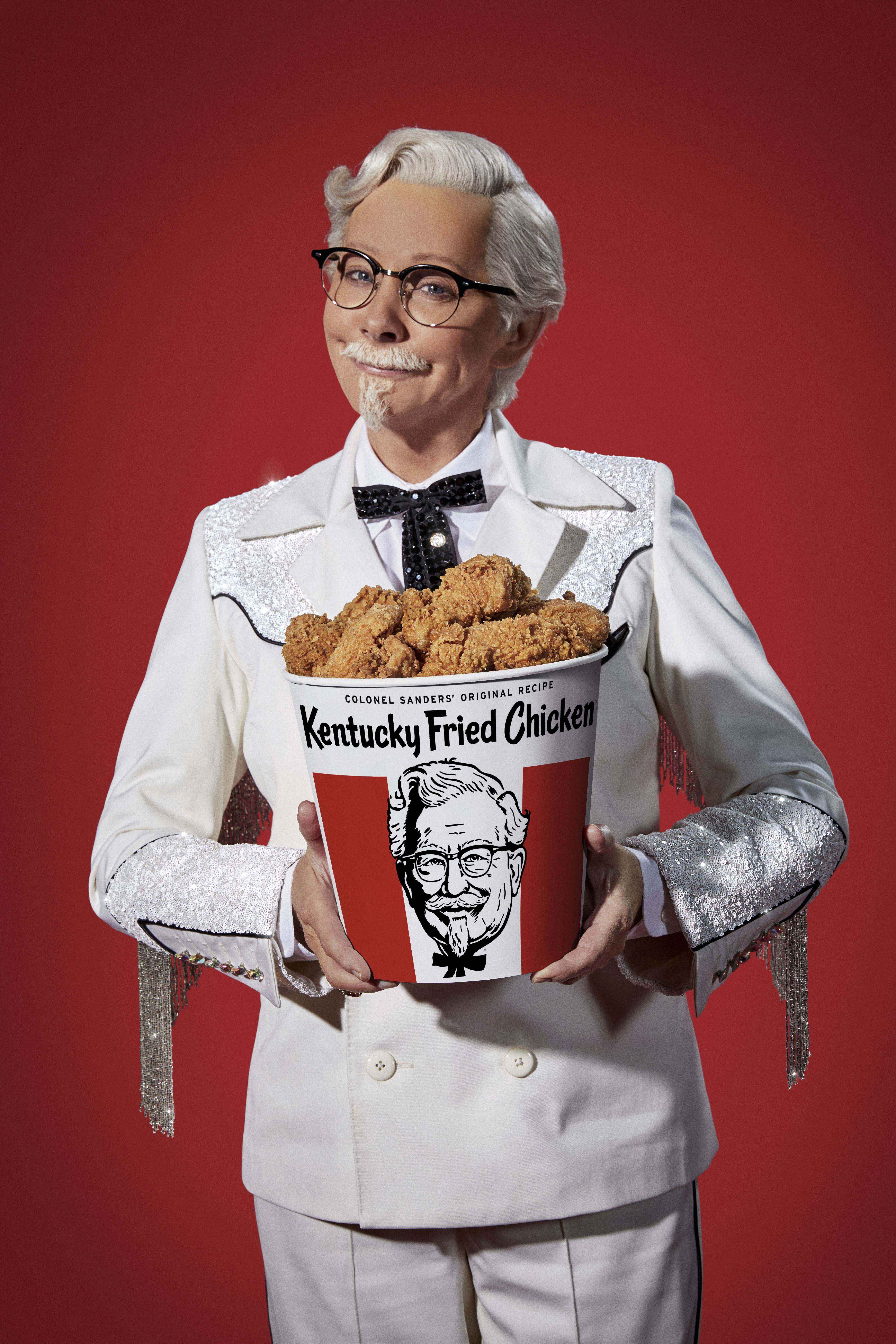 Musical Colonel: Reba McEntire to play KFC chain\'s founder ...