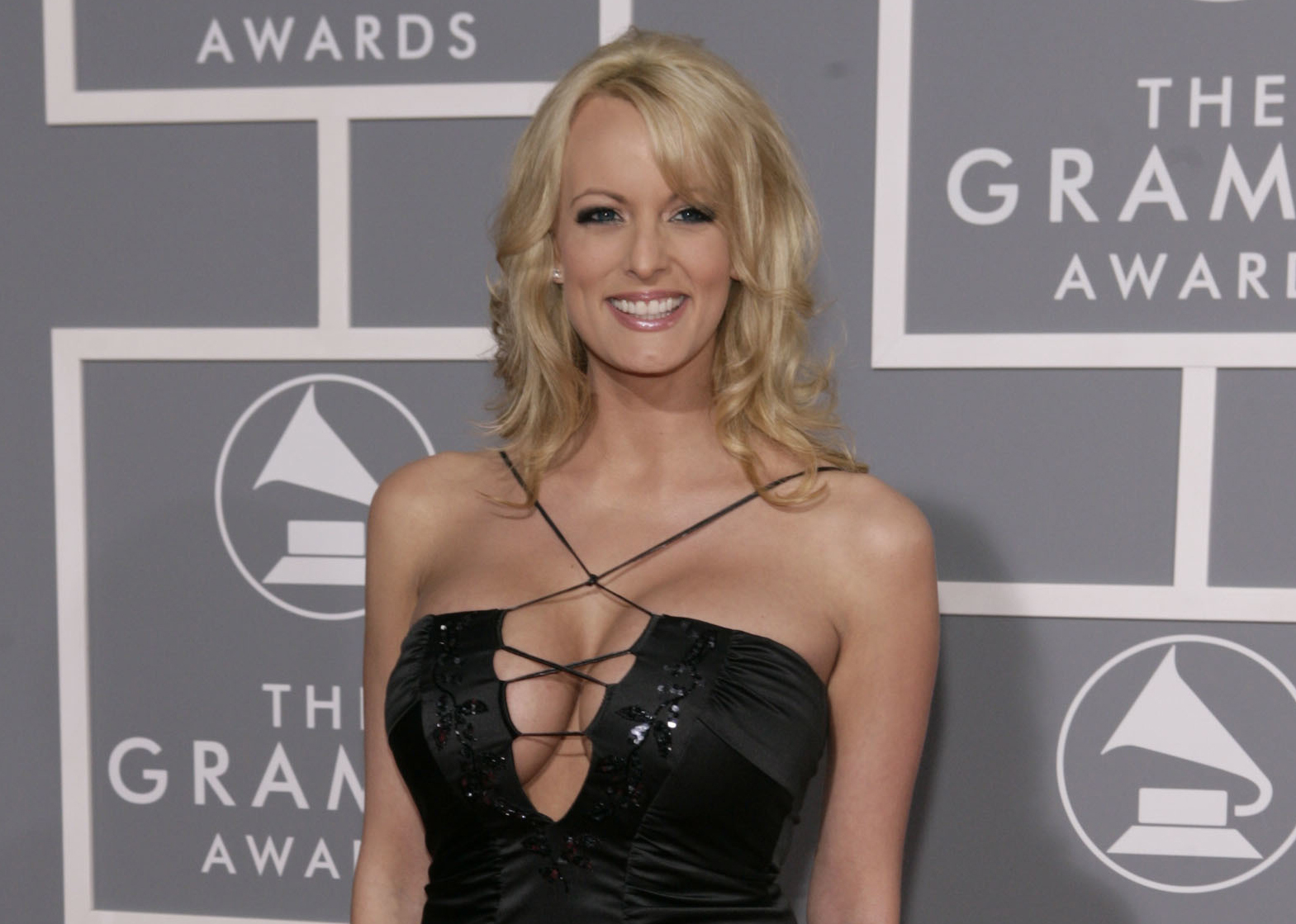 Stormy Daniels, porn star, says Trump affair never happened