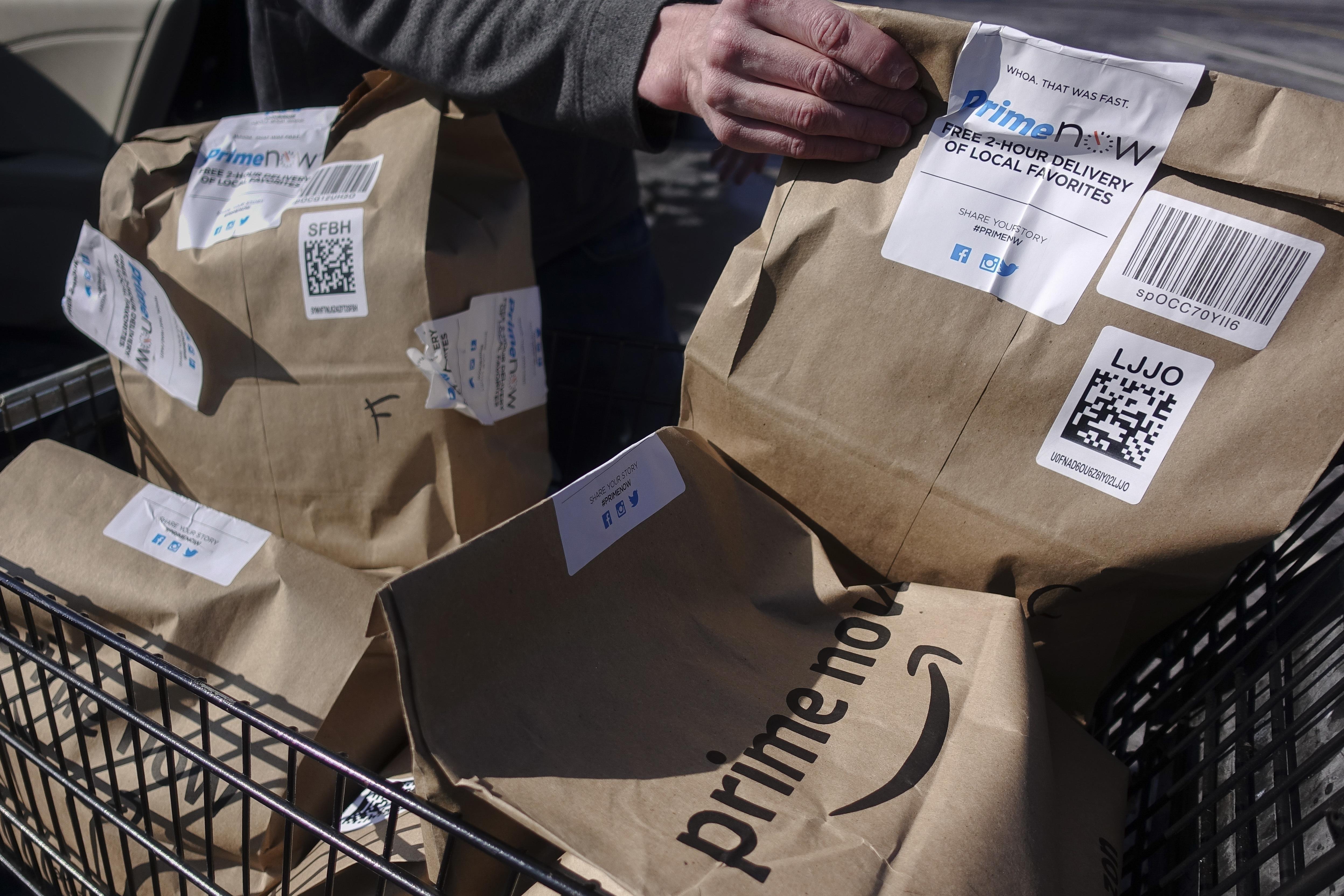 Amazon selling expired foods; consumer advocacy groups blame marketpla