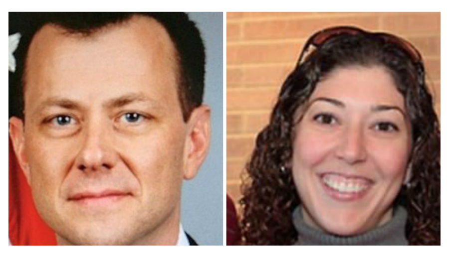Show about 'FBI Lovebirds' Peter Strzok, Lisa Page to hit D.C. stage