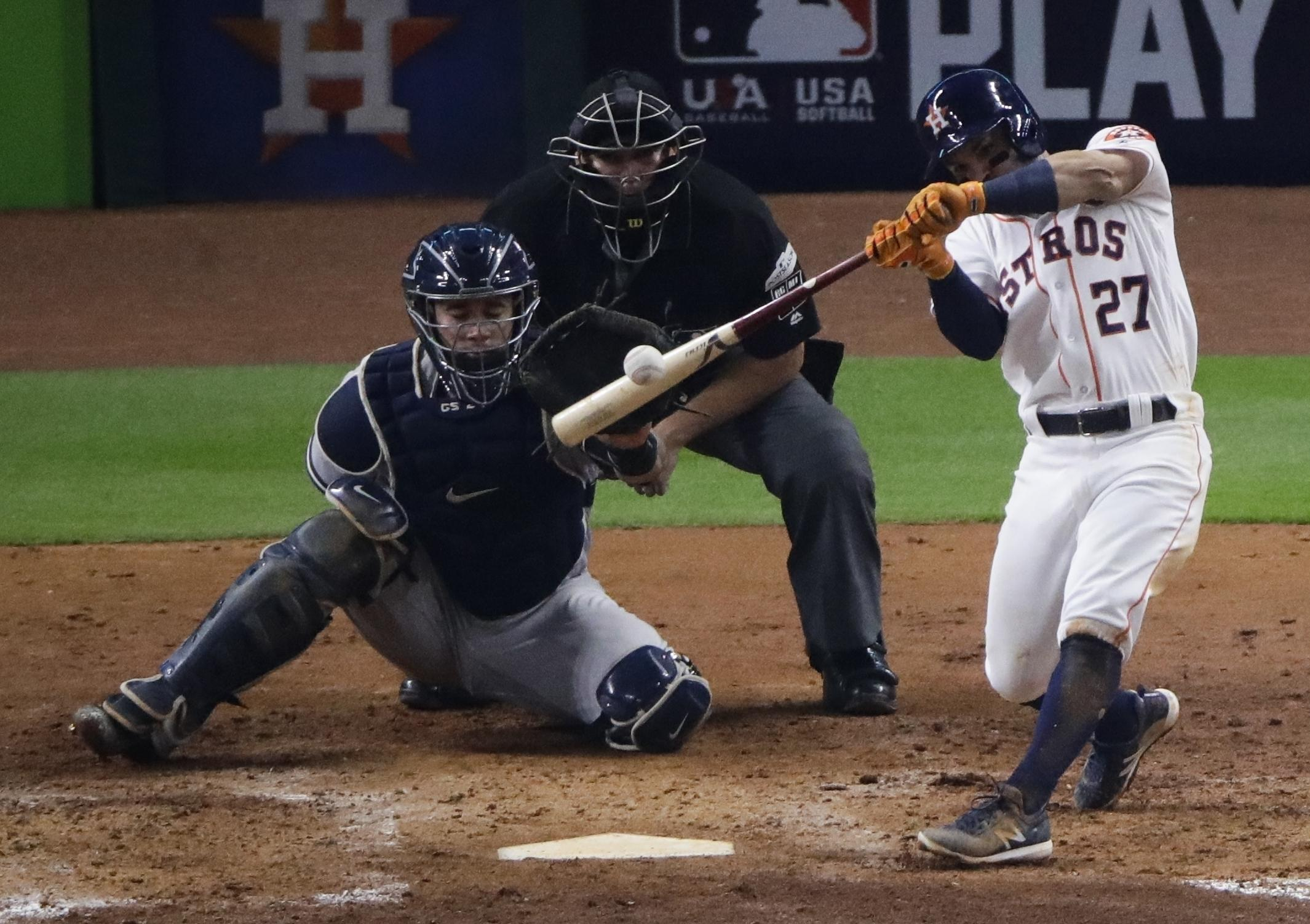 Houston looking ahead after winning first World Series