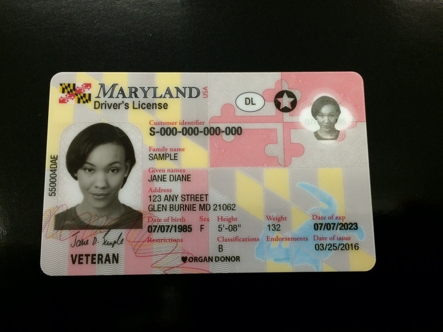 License Applications 'unspecified' - Maryland Washington Gender Option Explores Times For Drivers