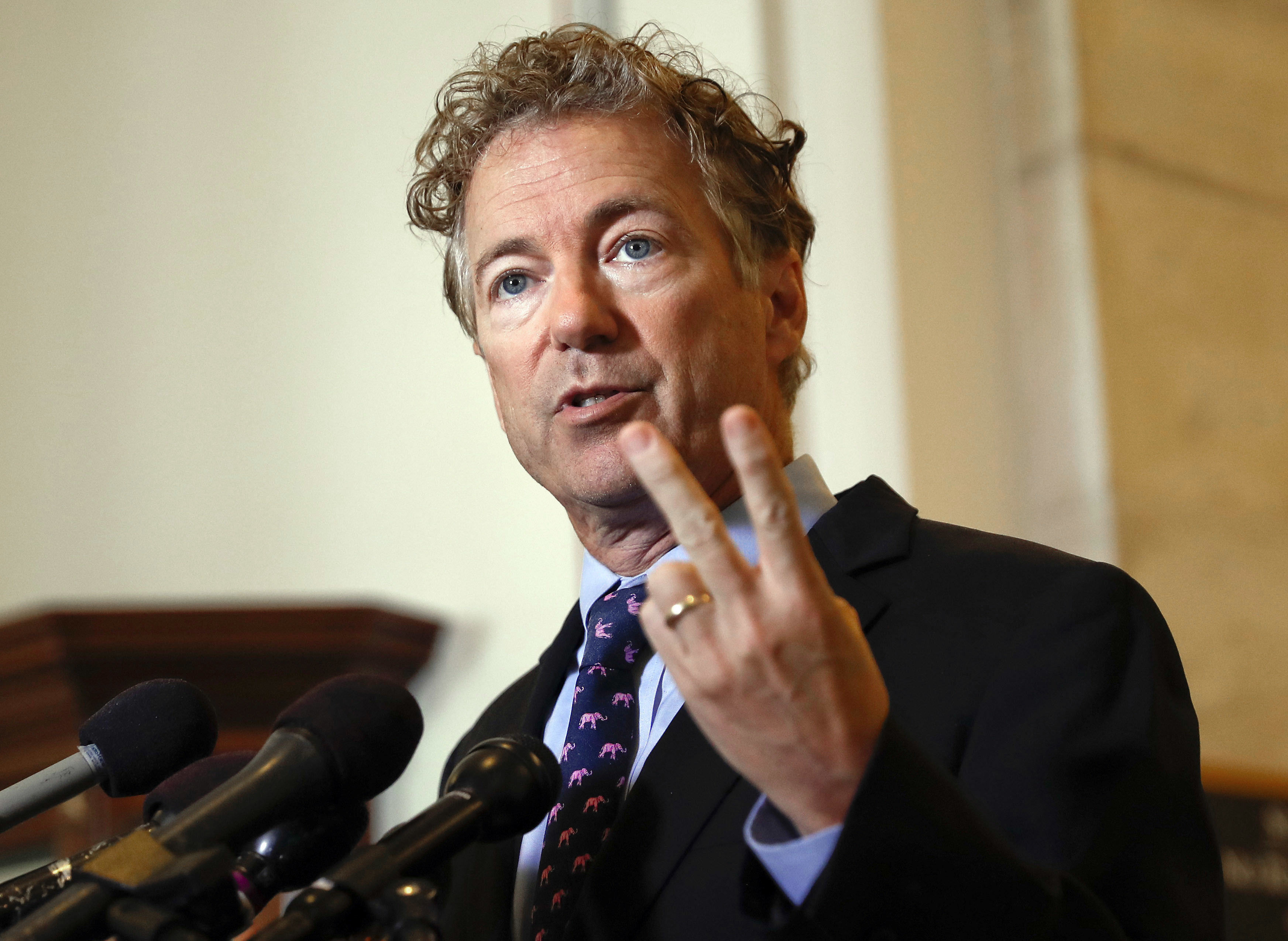 Rand Paul invited to peace talks by Taliban