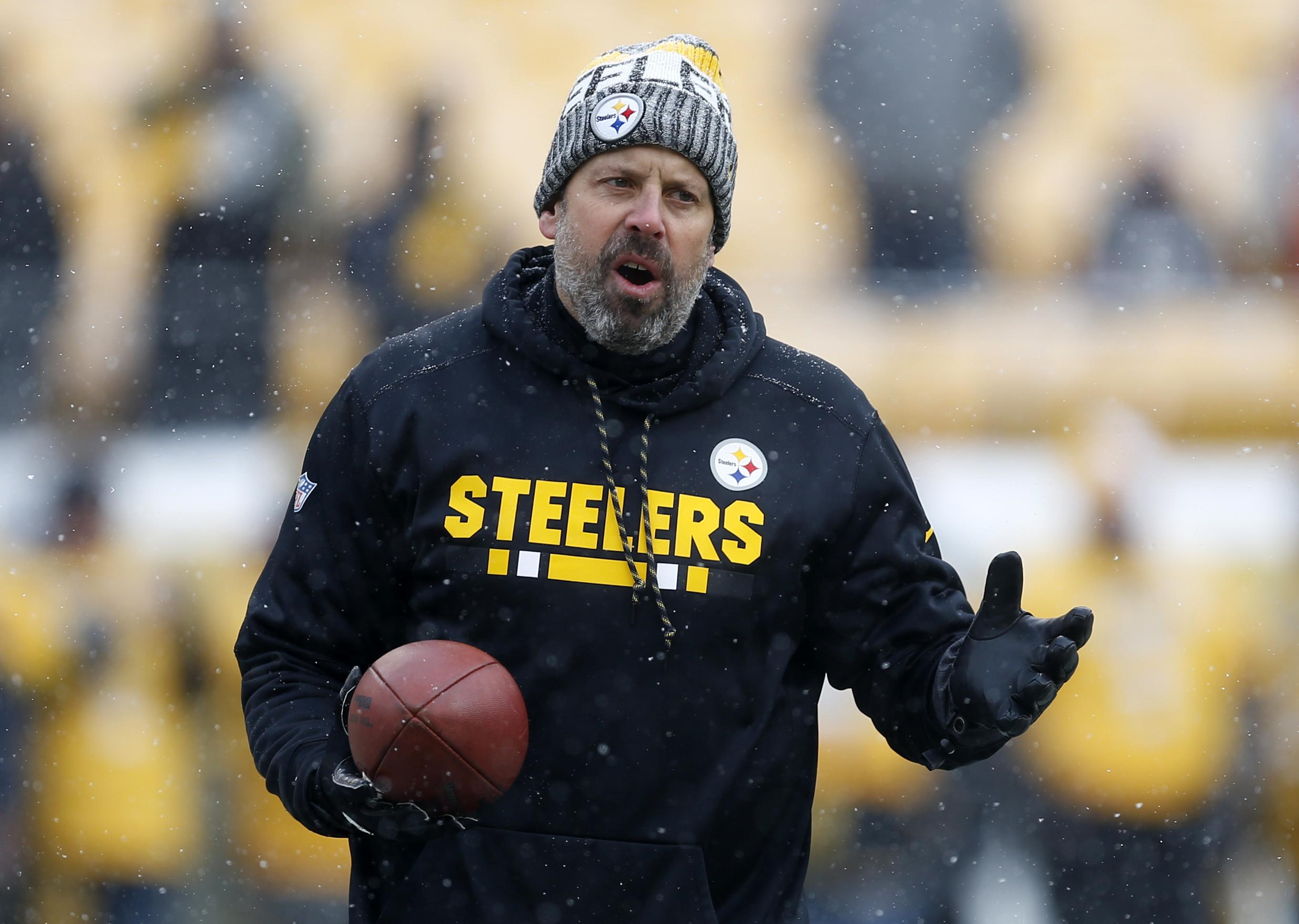 Former Steelers OC Haley excited about new start with Browns