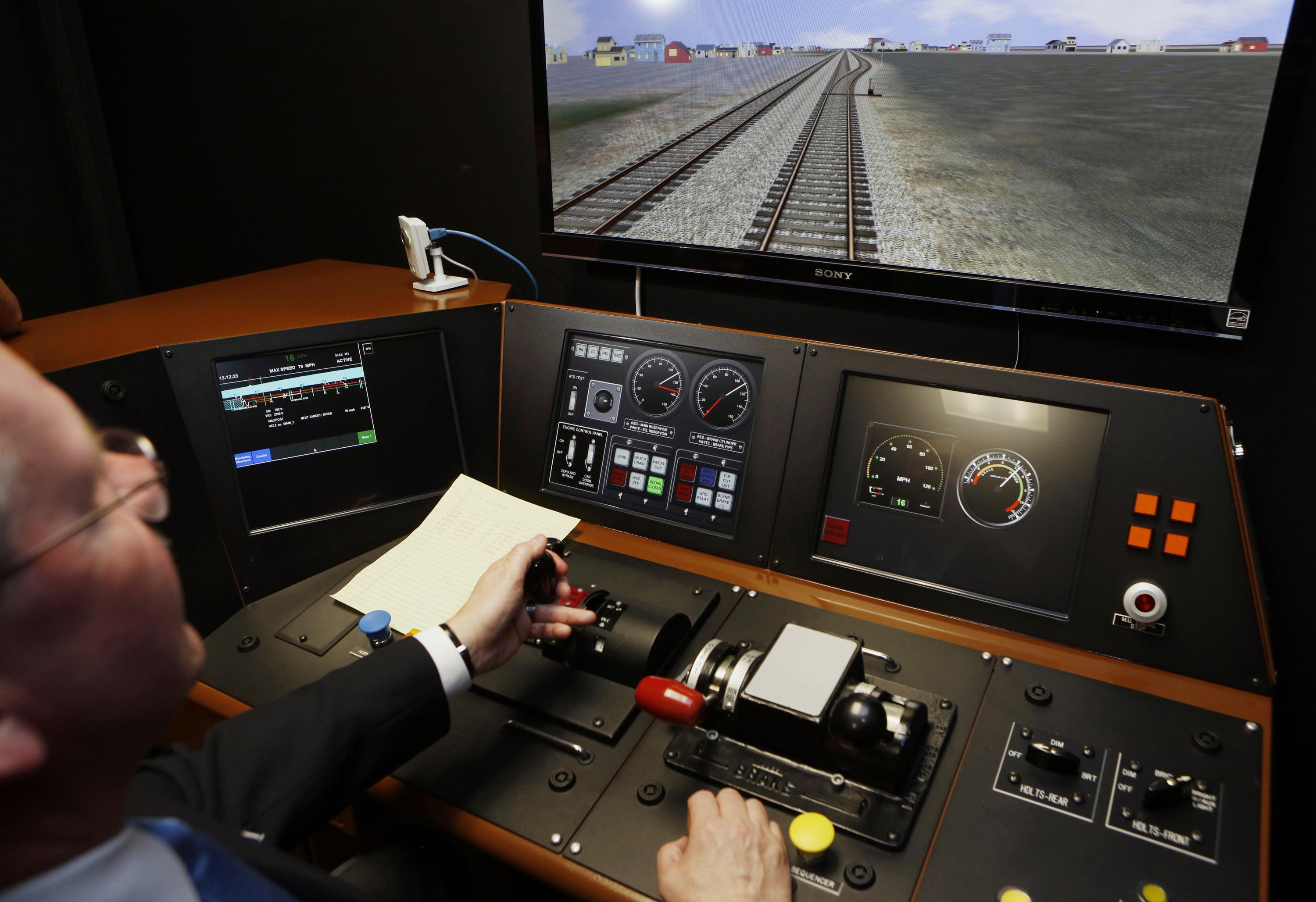 Crew cuts: Railroad technology reduces labor costs, improves safety
