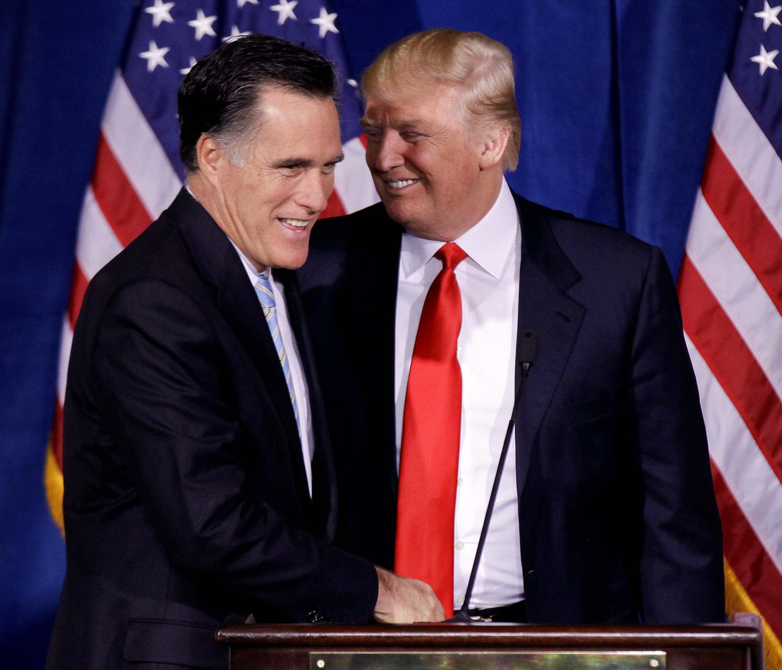 Republican Presidential Candidate Mitt Romney Sides with Lesbian Boy Scouts Mom