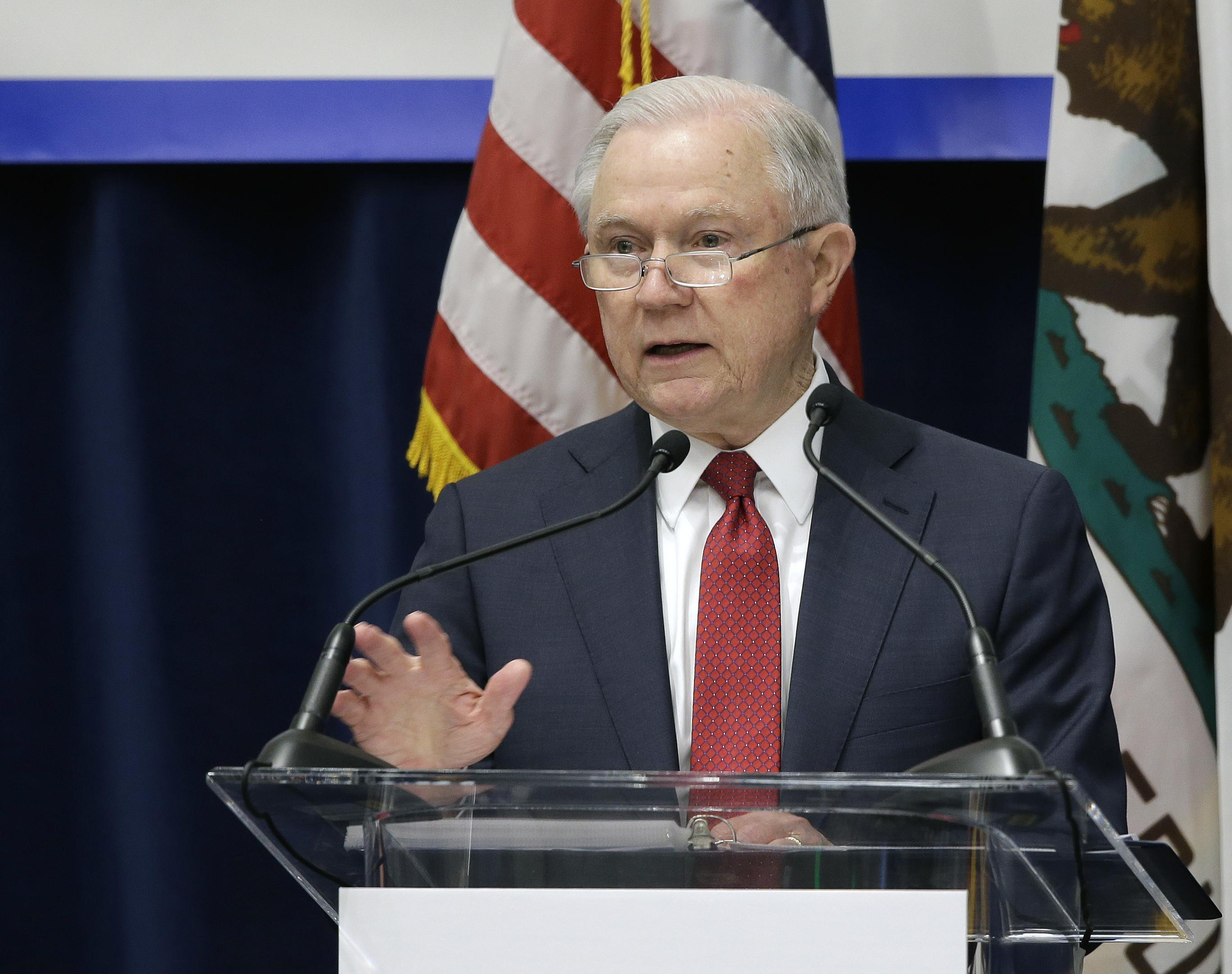 Jeff Sessions made 'error' in DACA legal memo, says Justice Department