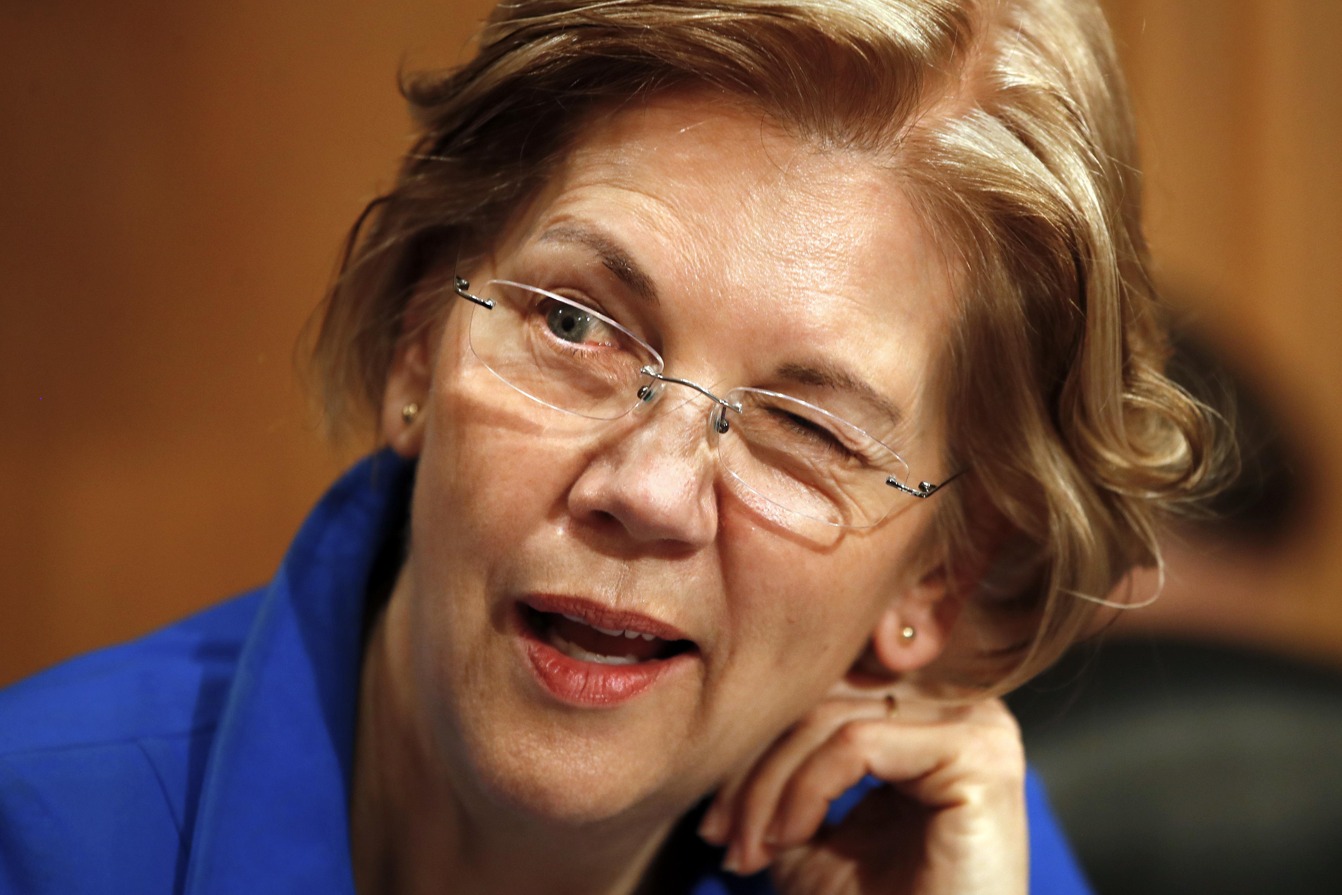 Elizabeth Warren s story of racist grandparents disputed by Cherokee
