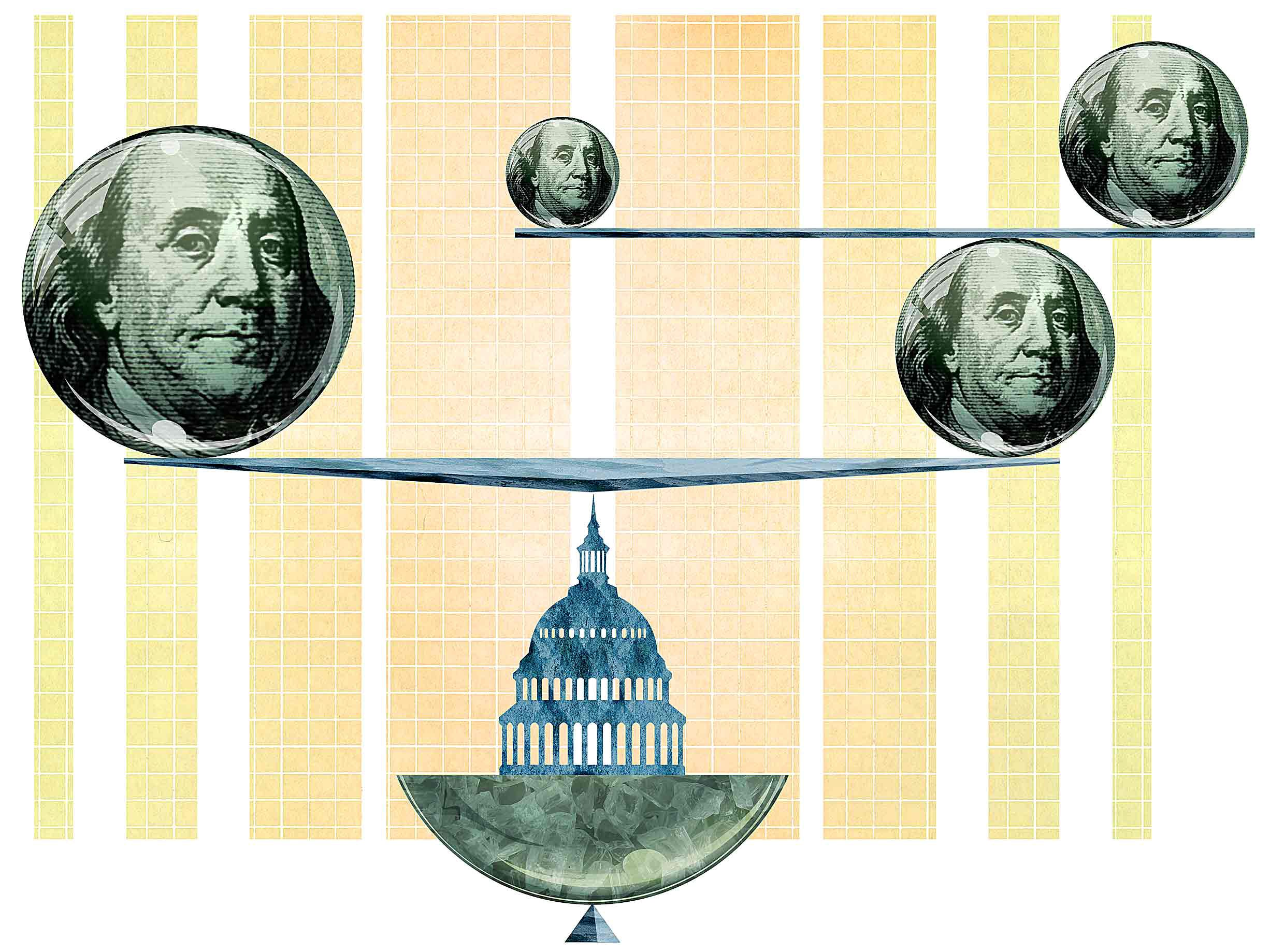 America's national debt has risen to dangerous levels, and spending must be restrained