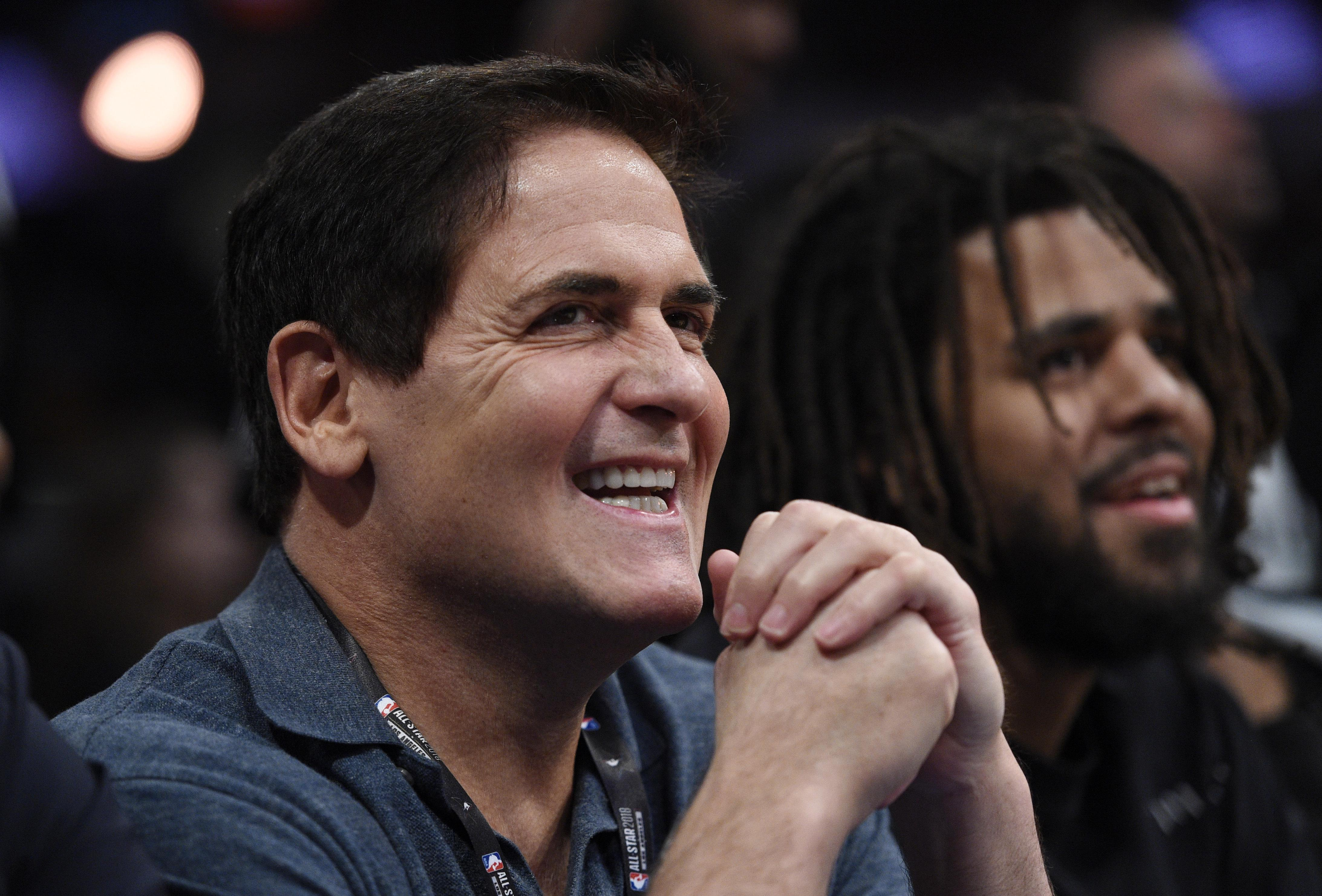 AOC's pronouncements have just become 'headline porn' for media, Mark Cuban complains