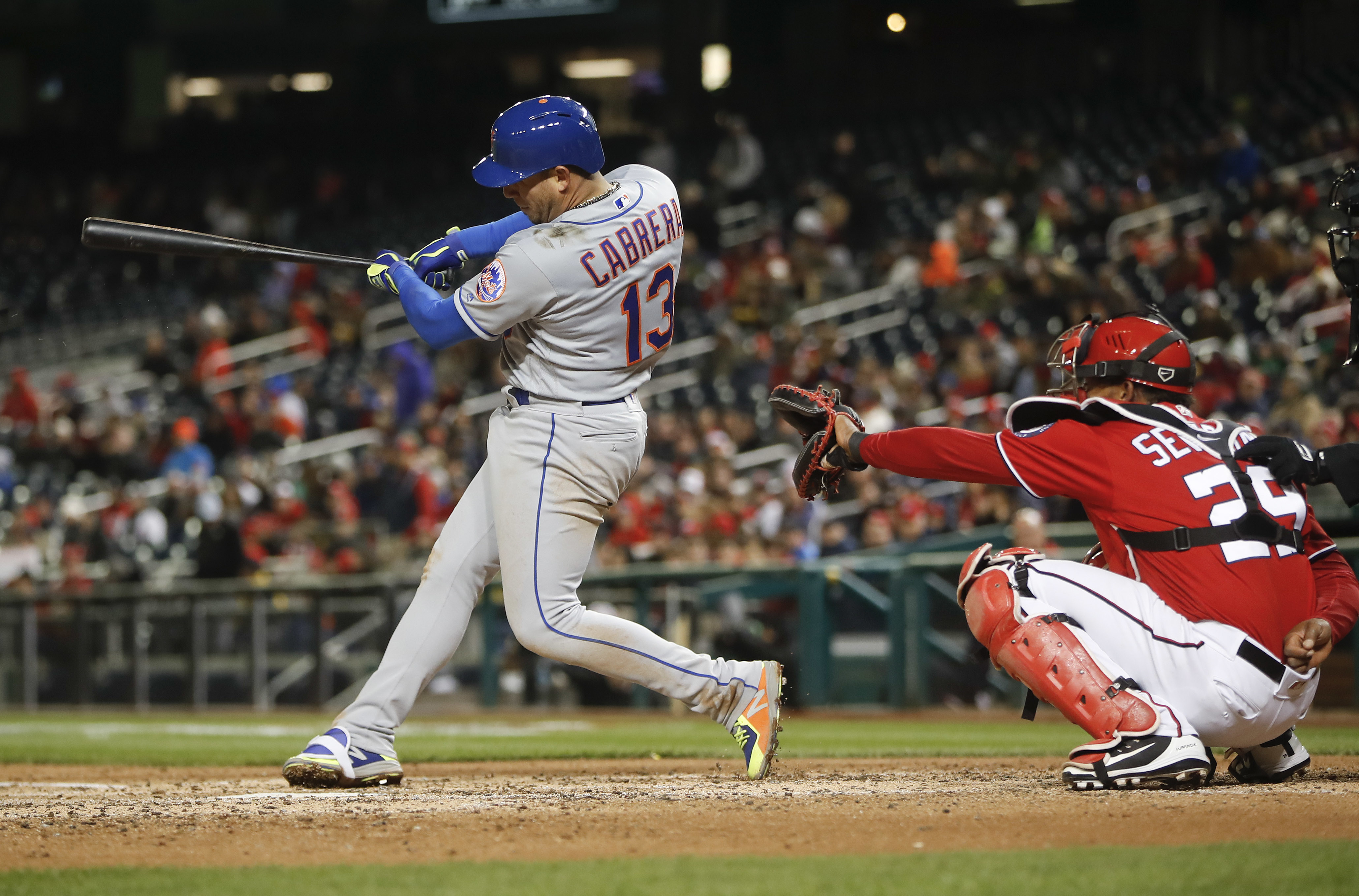 Nationals swept by mets after 12 inning loss washington times kristyandbryce Gallery