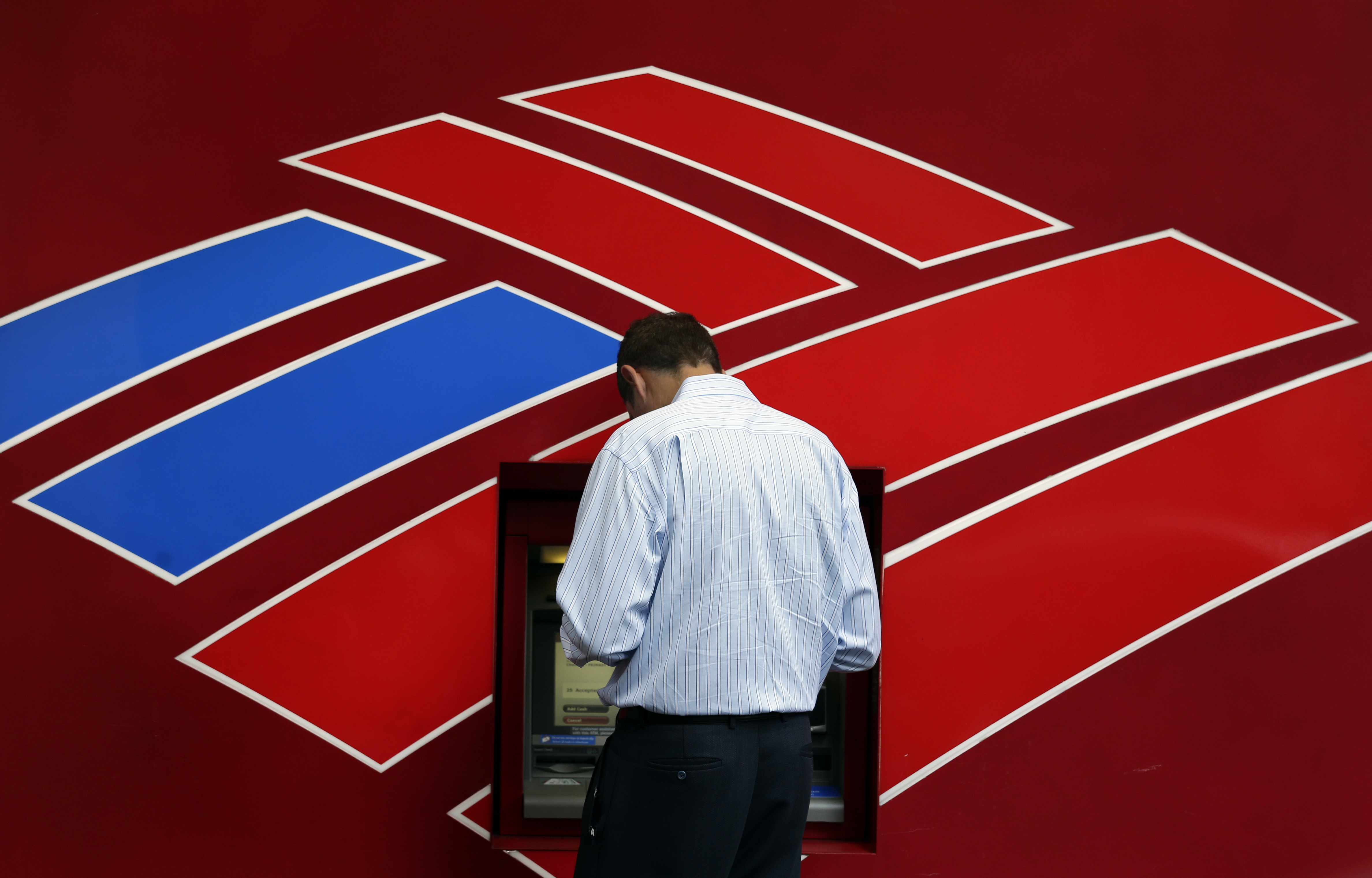 Bank of America cuts off gun companies that make 'military-style' weapons - Washington Times