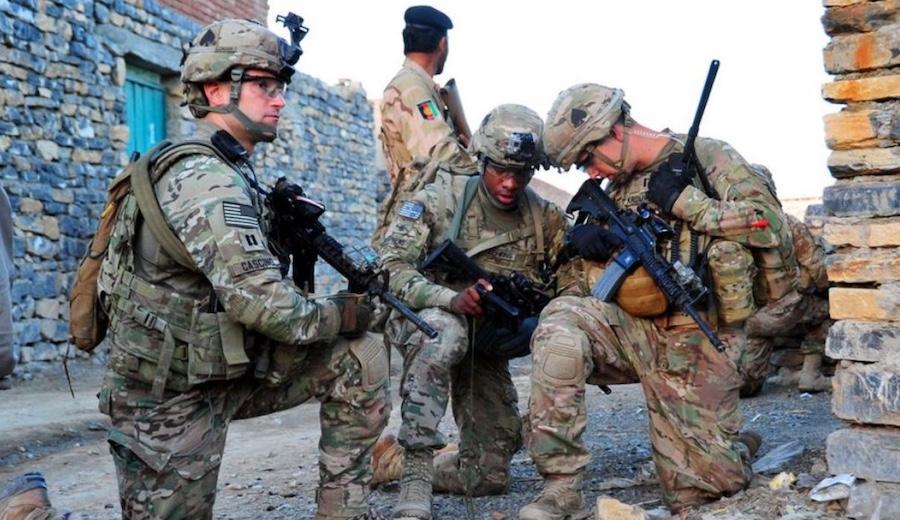 James Mattis-favored Close Combat Lethality Task Force primed to transform infantry - Washington Times