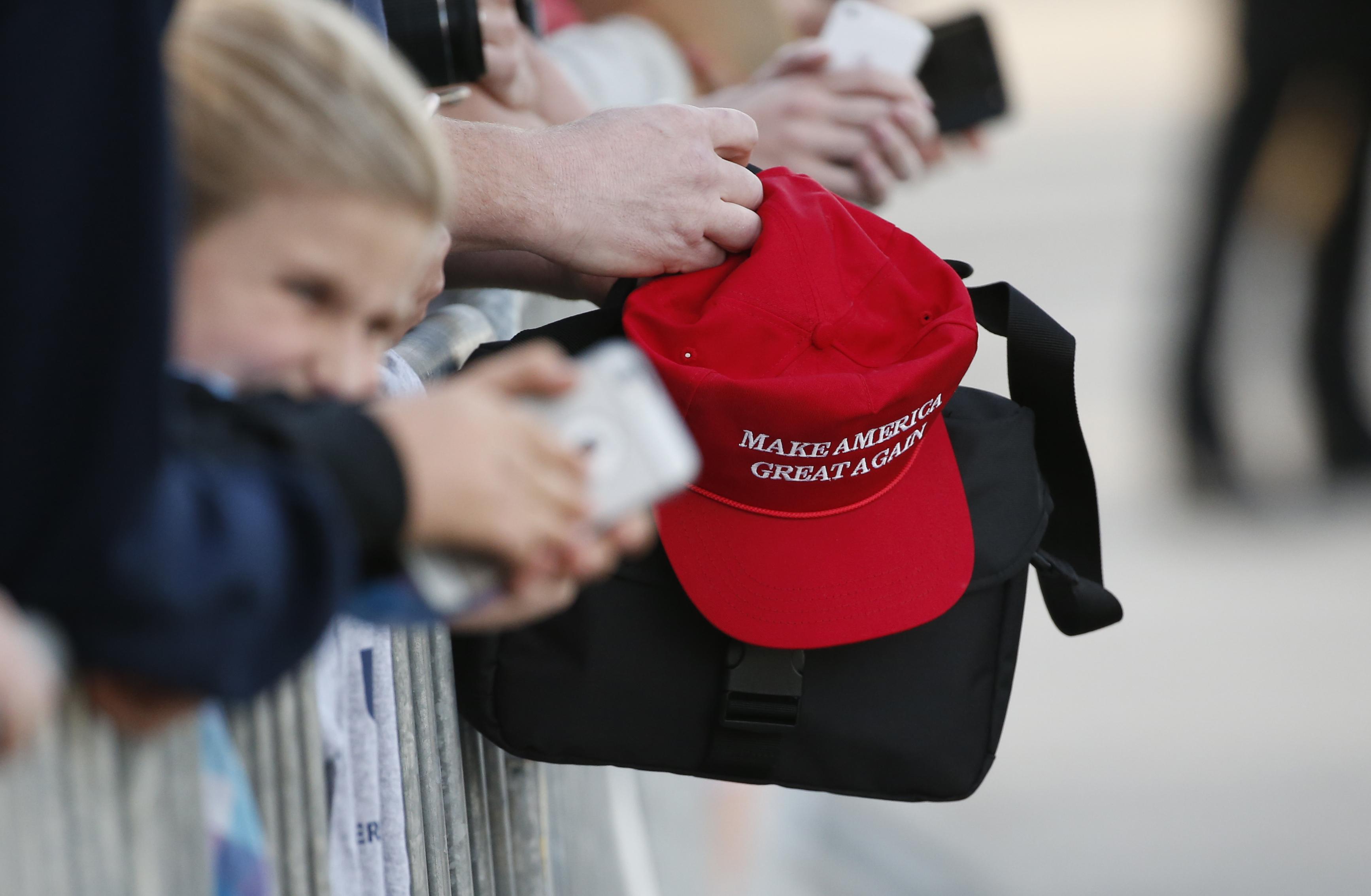 North Korean defectors wearing MAGA hats harassed in D.C.