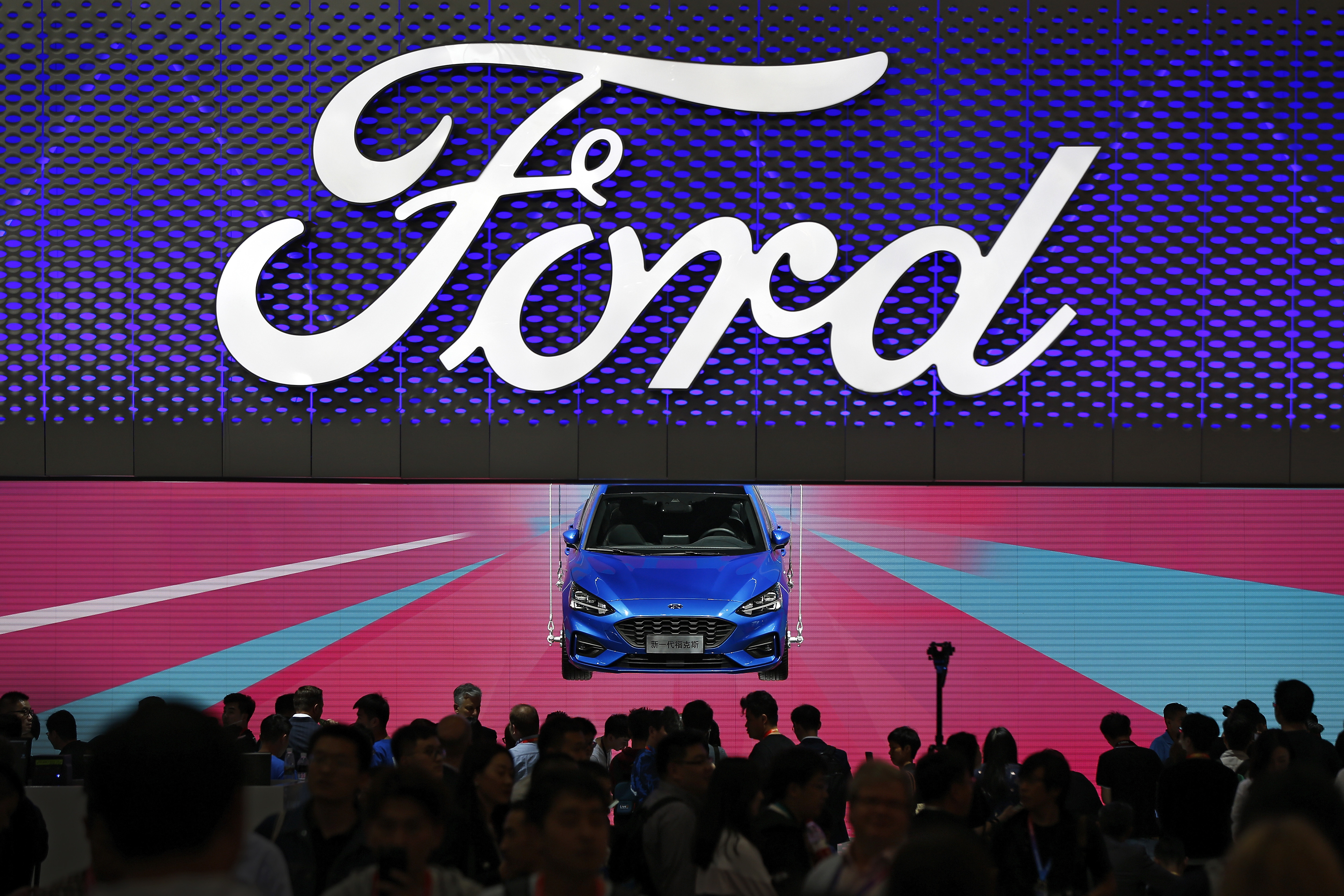 Ford to shed all cars keep Mustang and pact Focus Washington Times