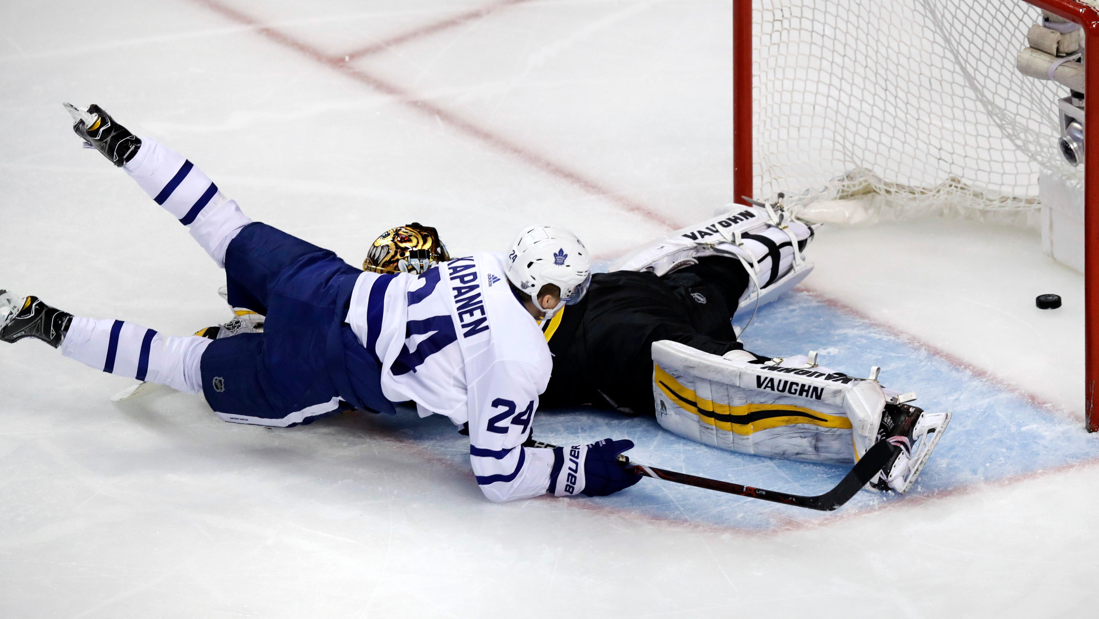 Bruins Score 4 In 3rd To Beat Maple Leafs 7 4 In Game 7 Washington Times