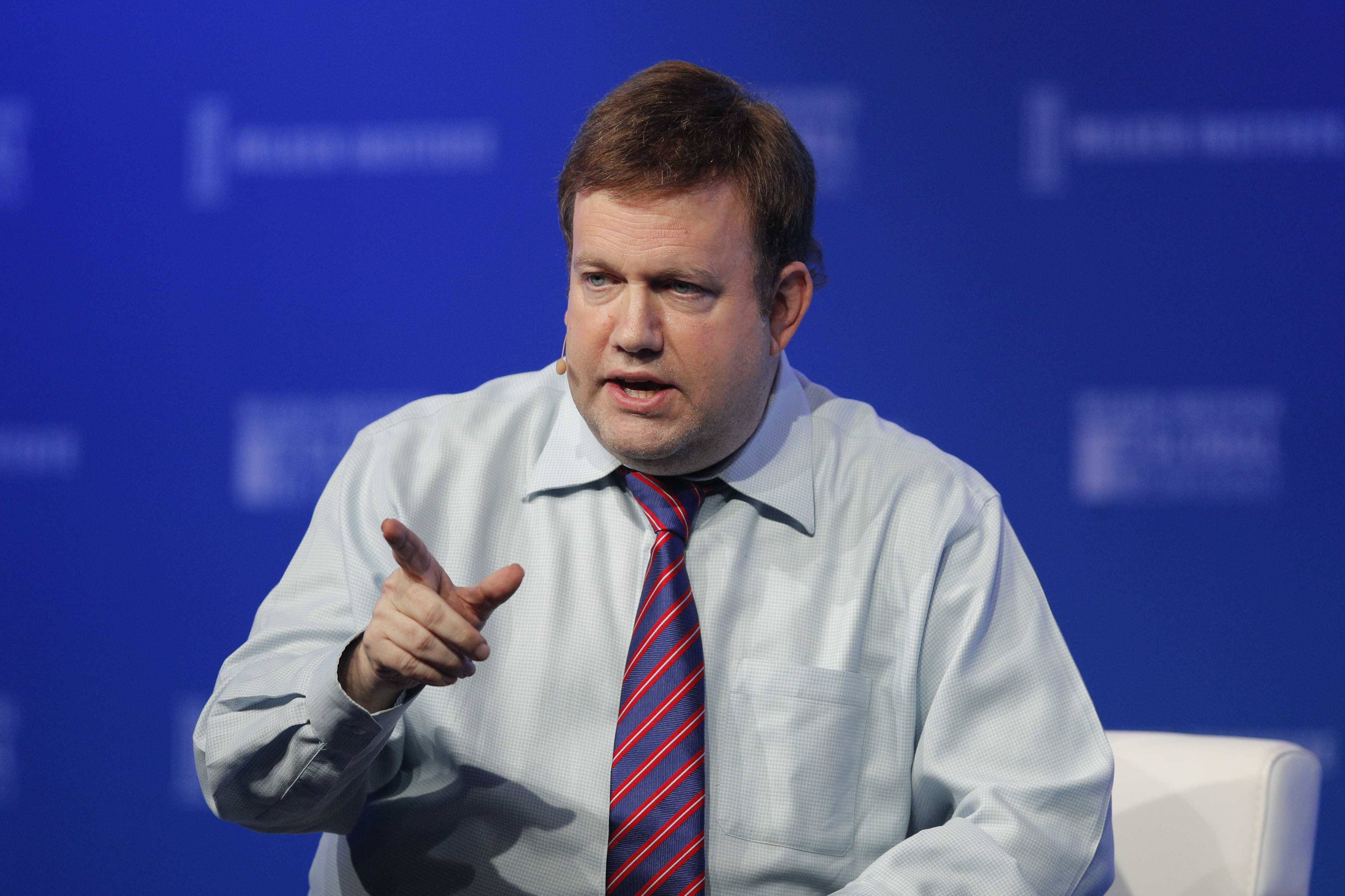 Frank Luntz, pollster, moans of Trump's 'heads up their a----' campaign  team - Washington Times