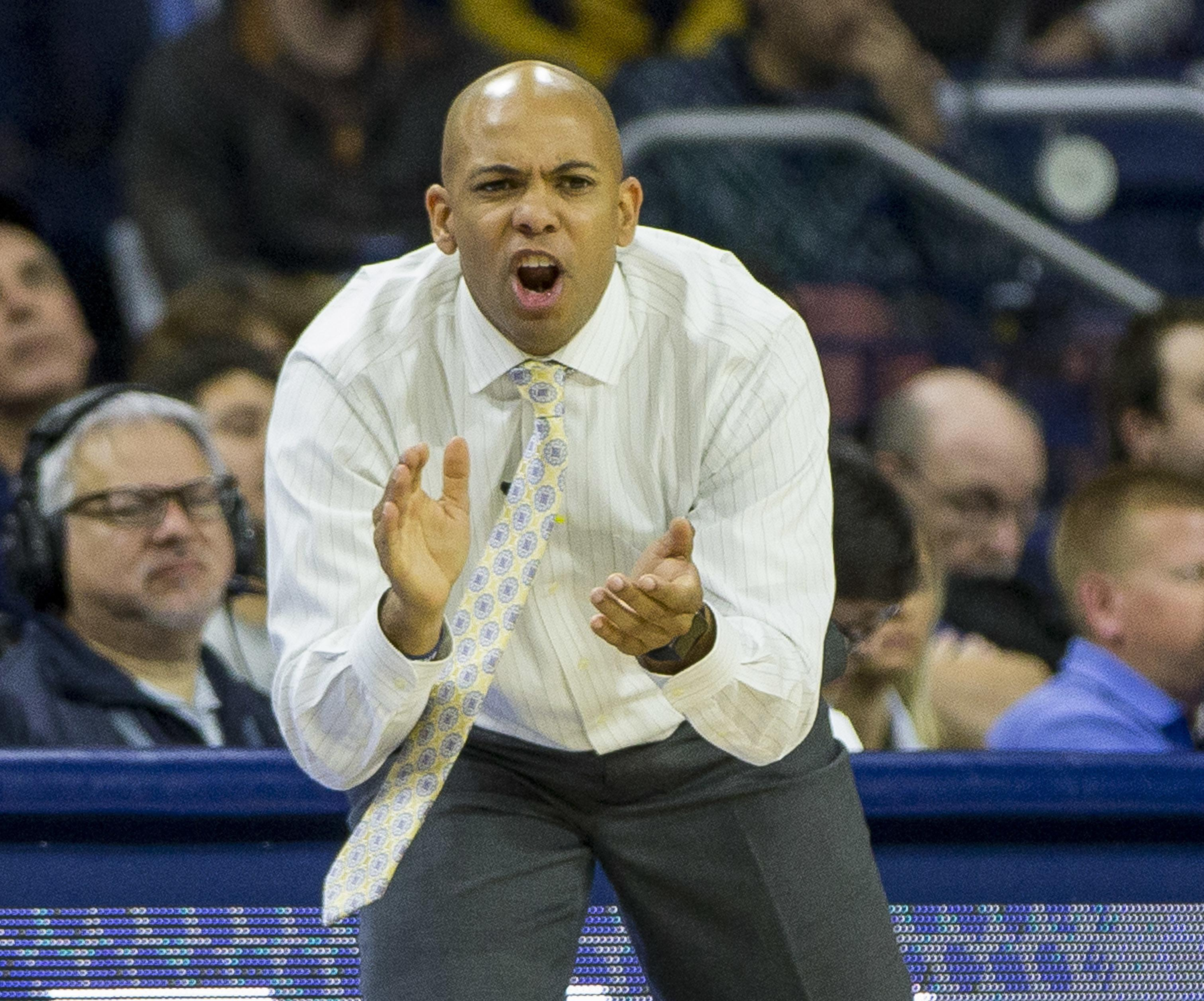 George Washington hires Siena's Jamion Christian as new coach