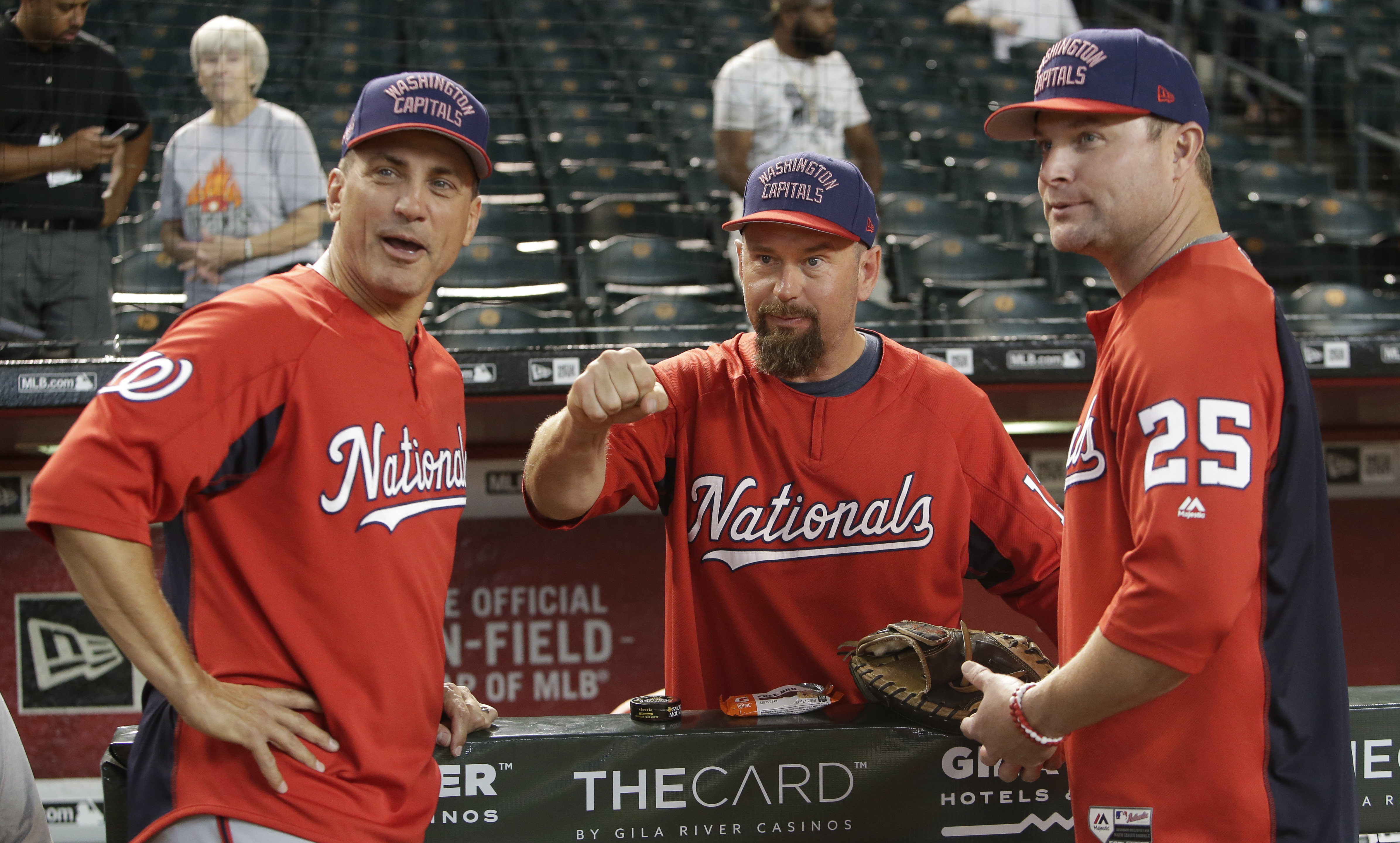 Nationals shuffle coaching staff with Tim Bogar moved up to bench coac