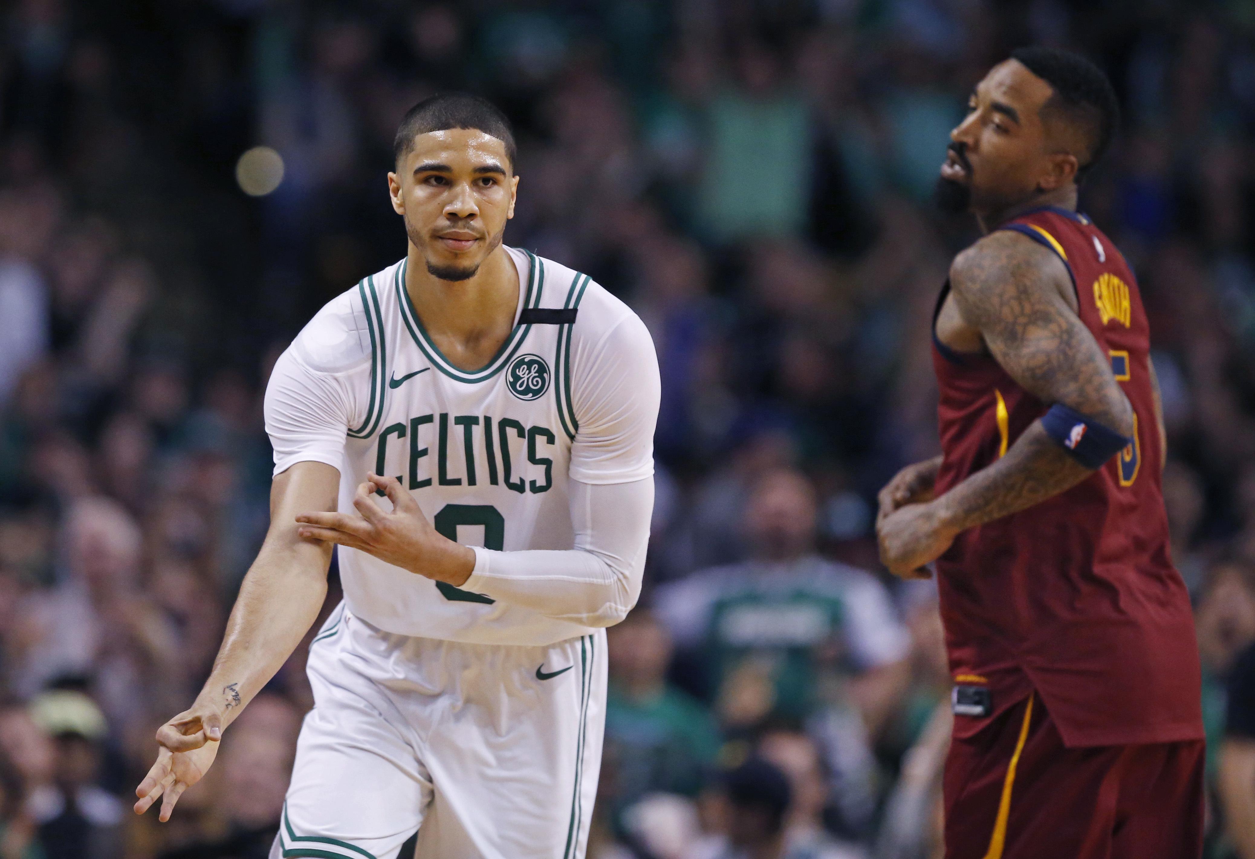 Celtics Contra Cavaliers