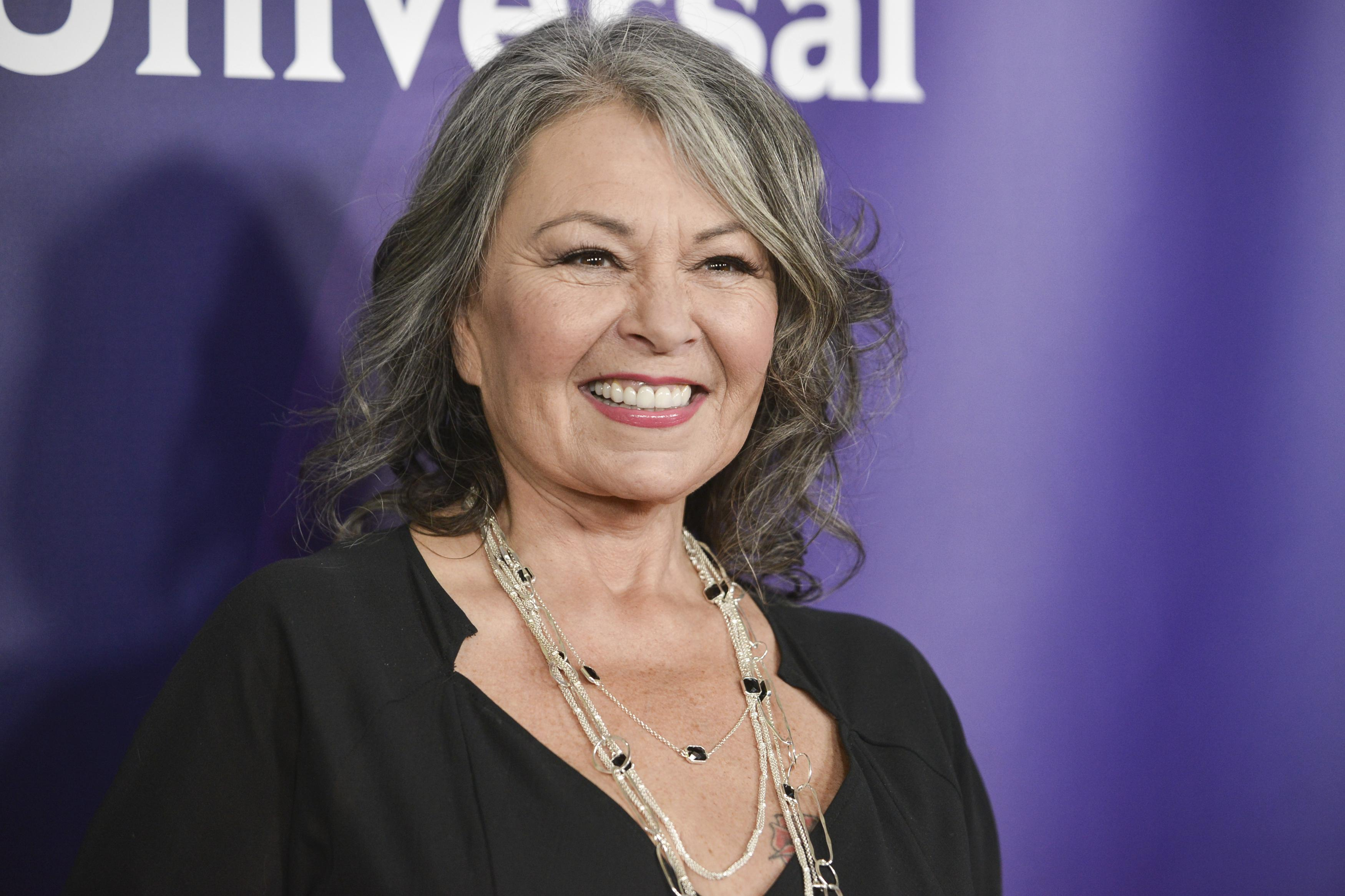 Roseanne Barr blames support for Trump on sitcom's cancelation, says she's in touch with president