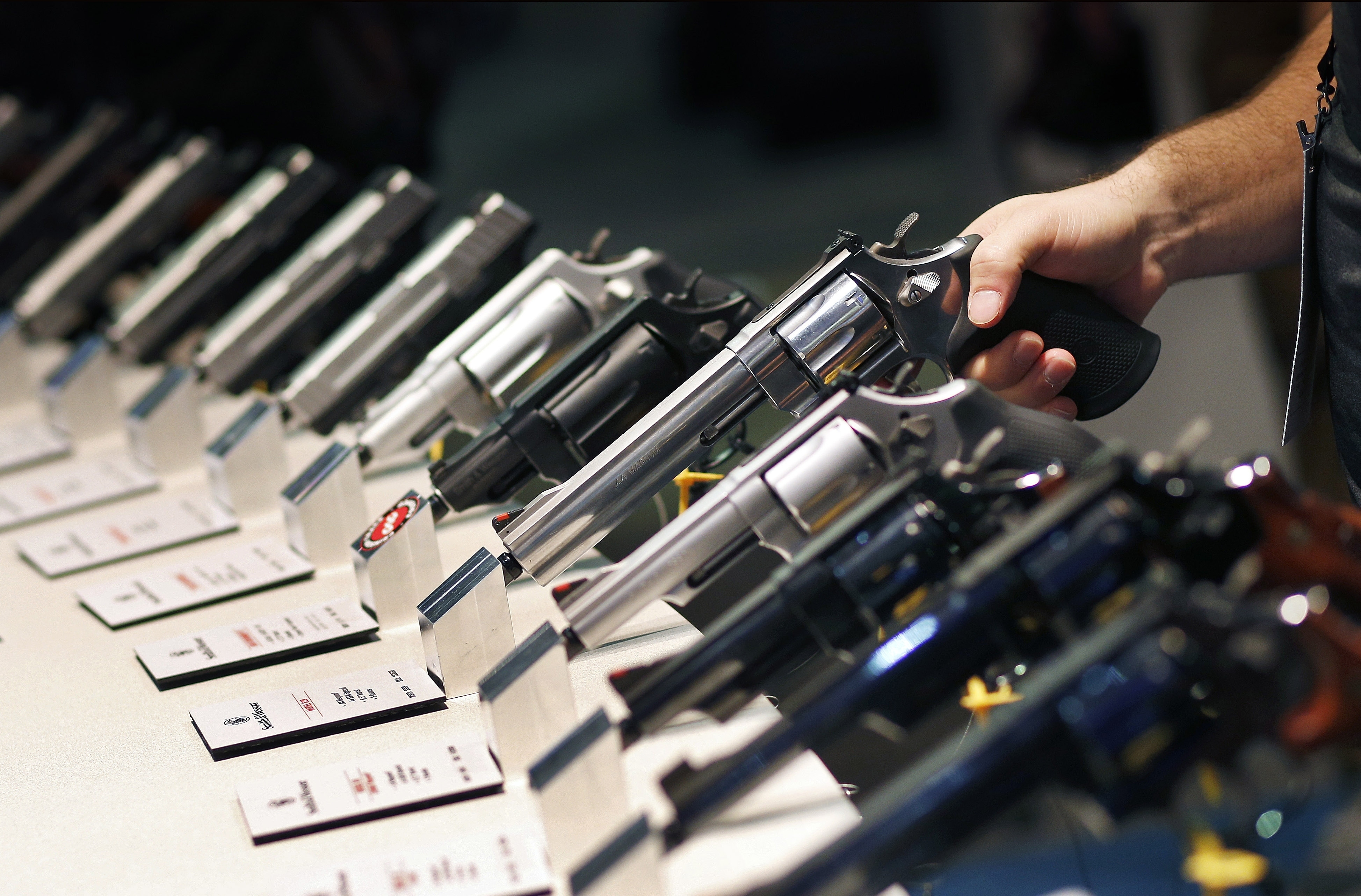 States with fewer restrictive gun laws experience more mass shootings, study finds