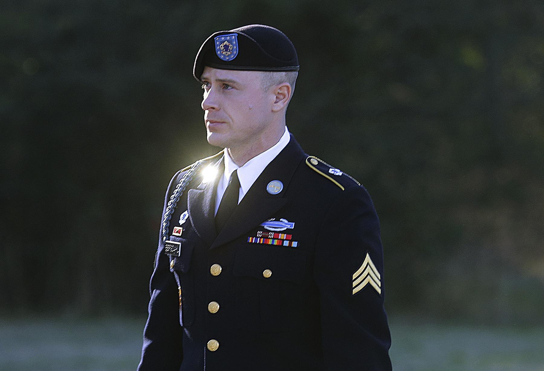 Bowe Bergdahl's lawyers press appeal citing Trump's comments