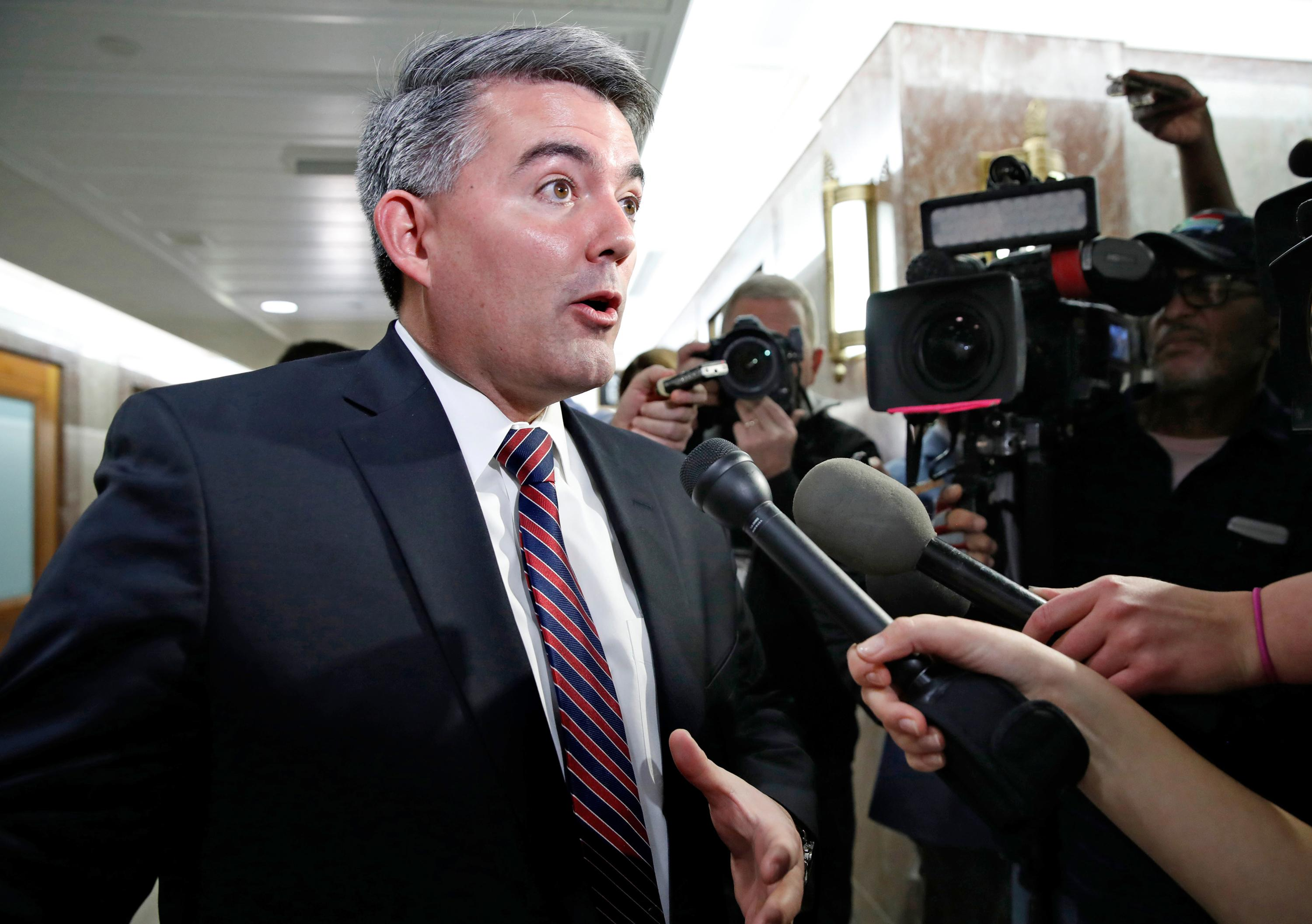 washingtontimes.com - Andrew Blake - Cory Gardner: Russia ought to be named a state sponsor of terror