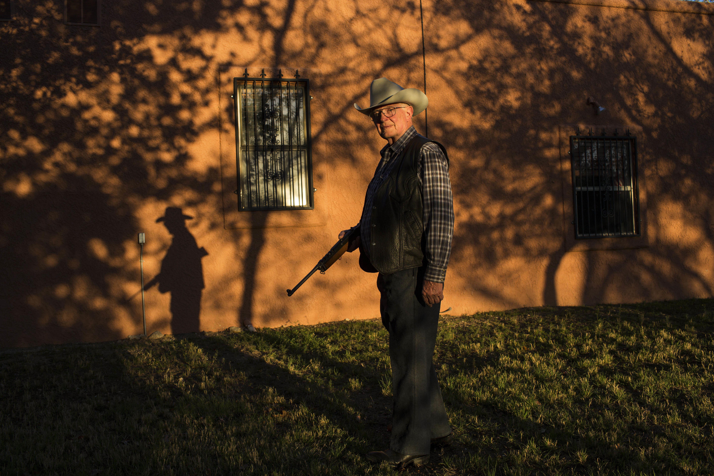 Jim Chilton, Arizona rancher, says Border Patrol agent's