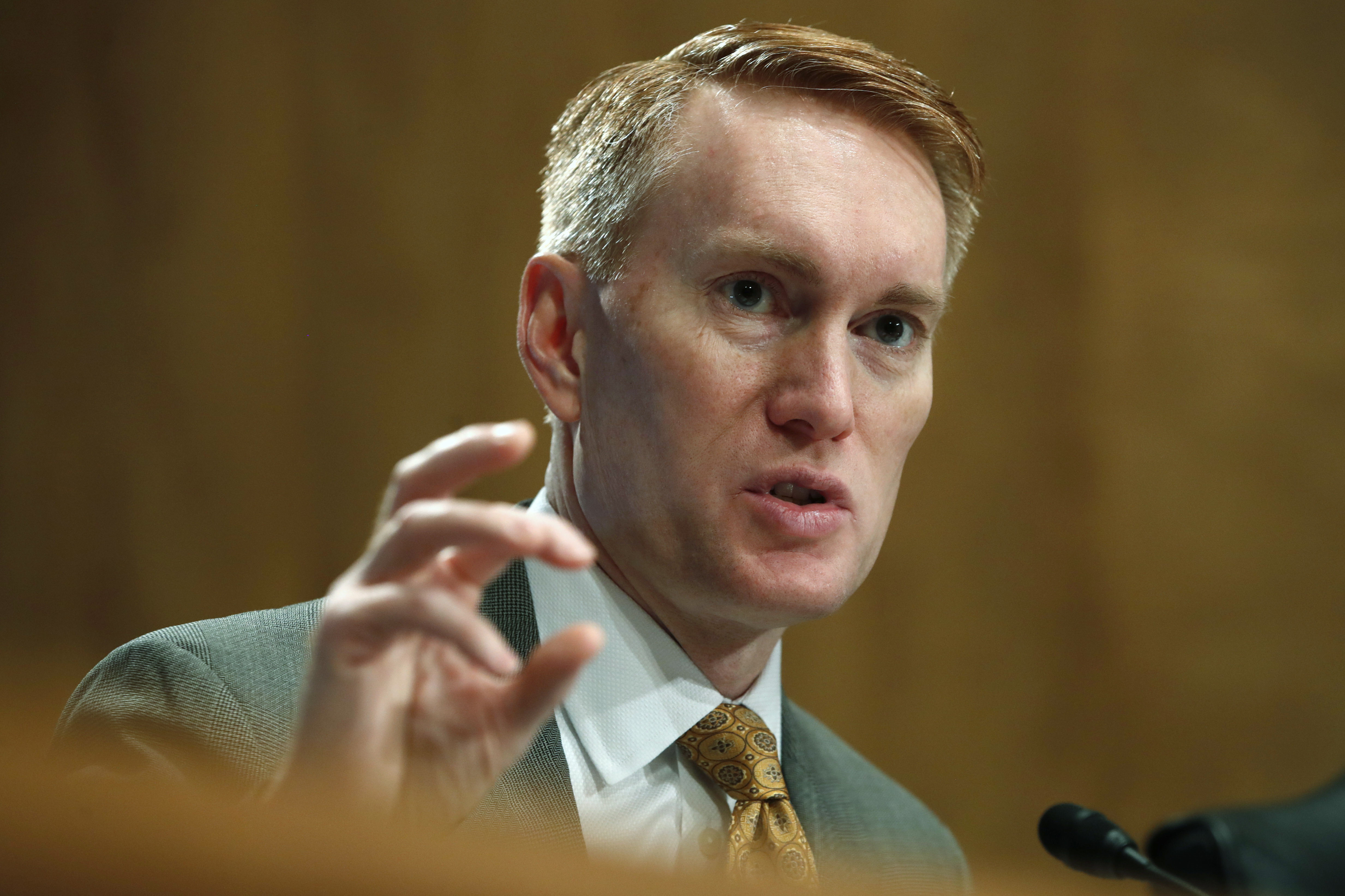 Sen. James Lankford's 'Fumbles' report includes spending on Russian wine study, mariachi program