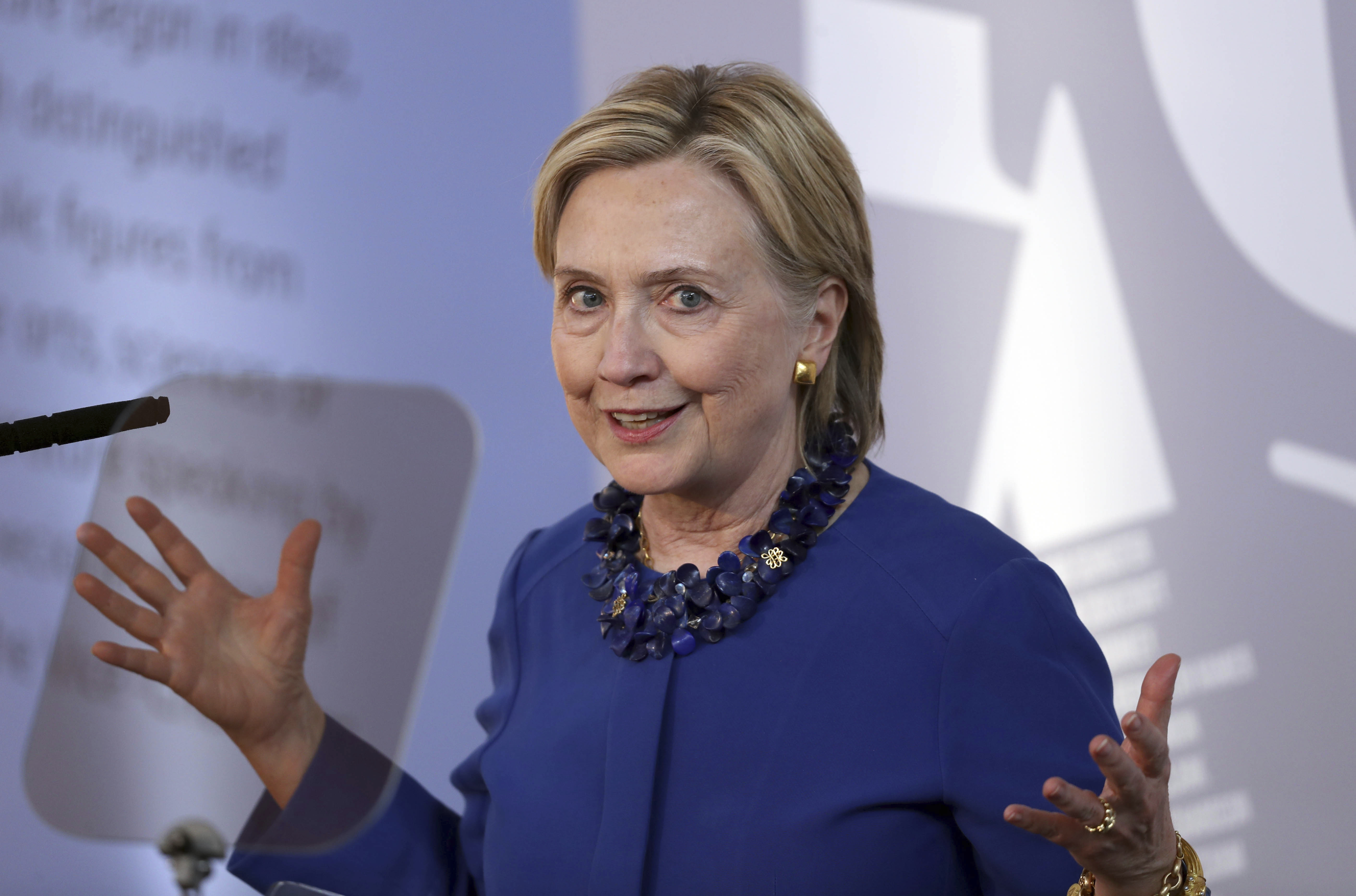 Hillary Clinton: Kavanaugh will gut abortion rights
