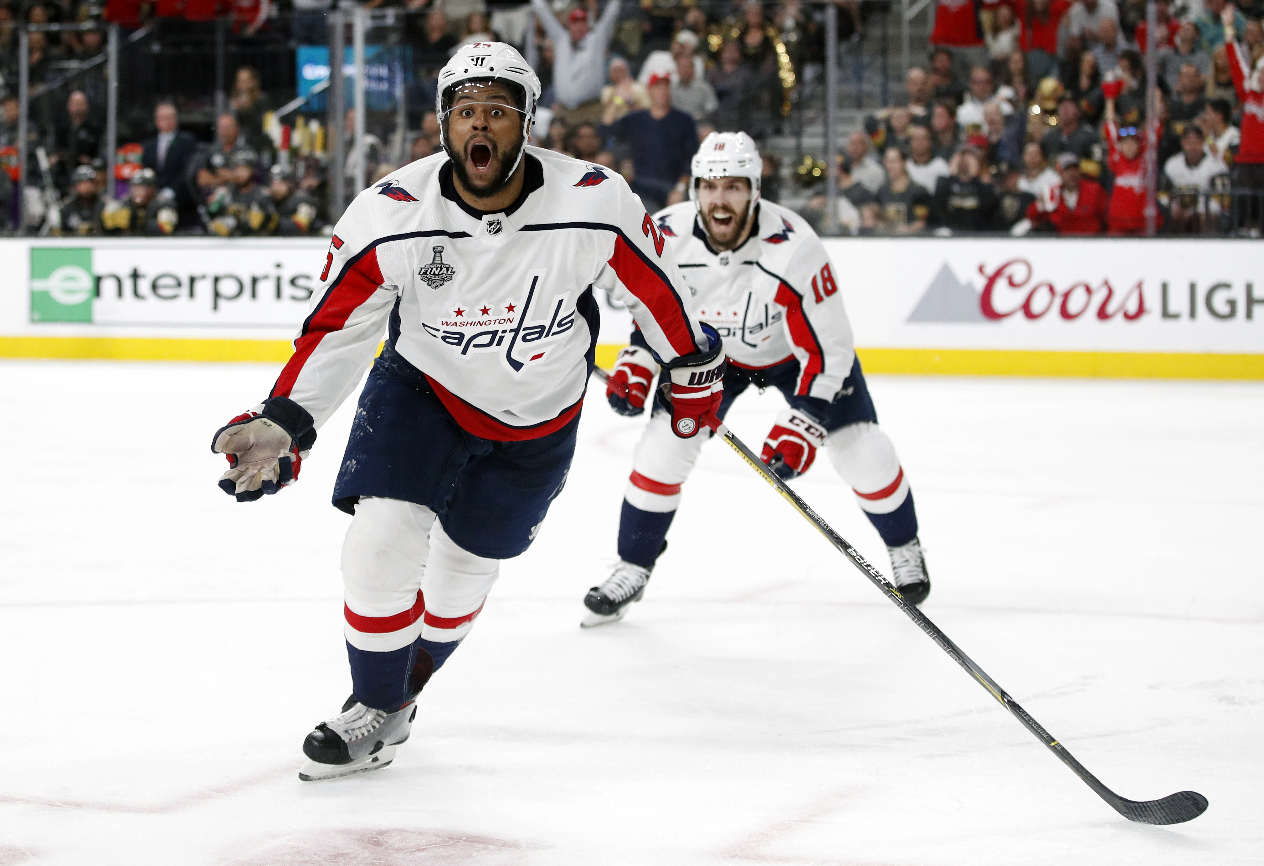 7c78a6889dc Devante Smith-Pelly clears waivers