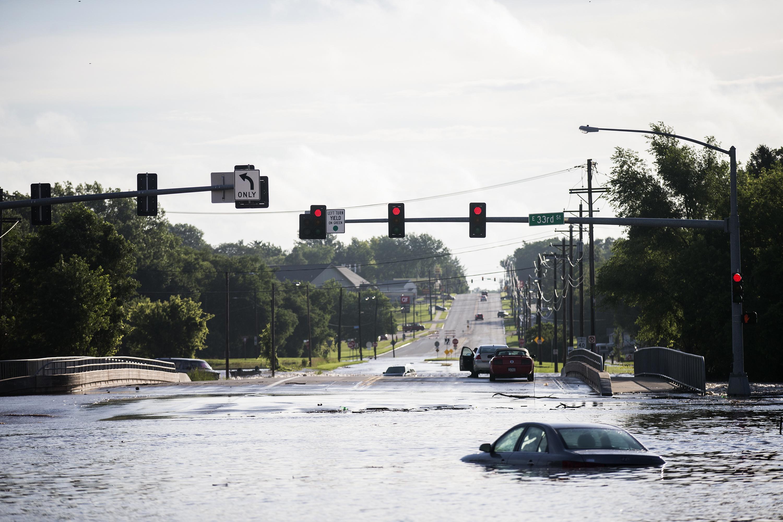 Longtime Iowa Sportscaster Killed As Rain Swamps Des Moines